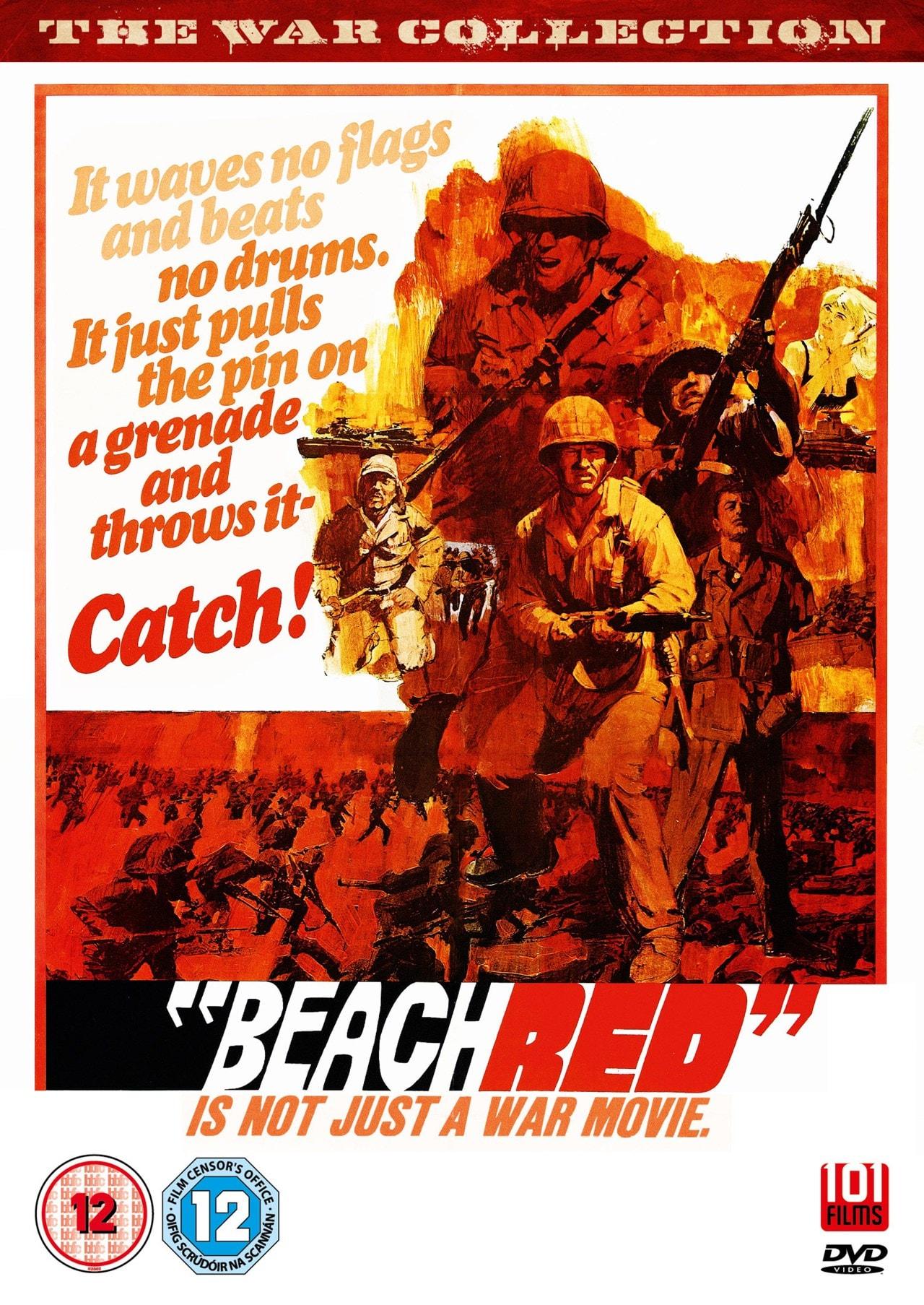 Beach Red - 1