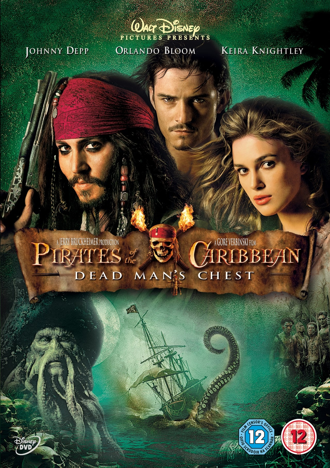 Pirates of the Caribbean: Dead Man's Chest - 3