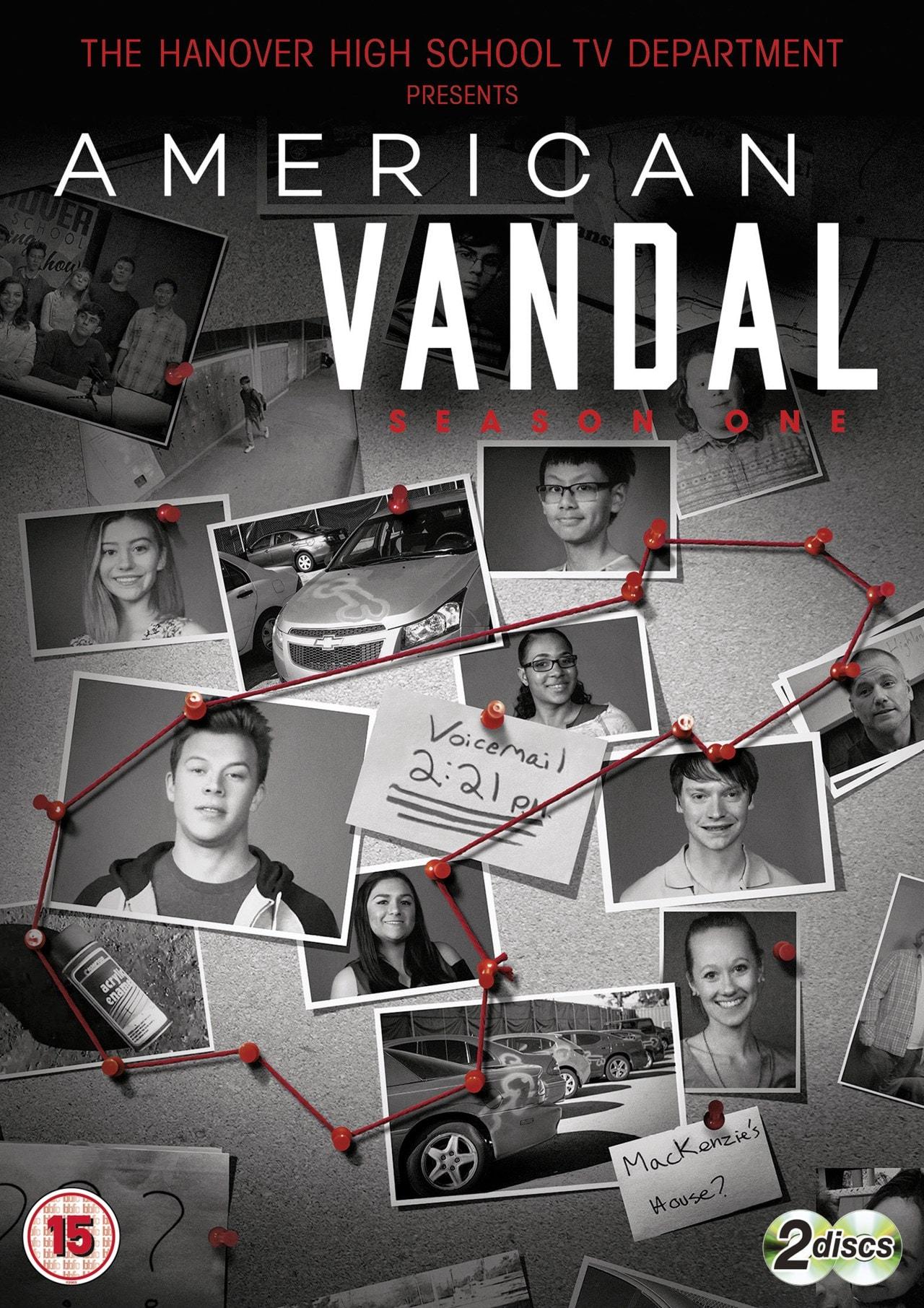American Vandal: Seasonone - 1