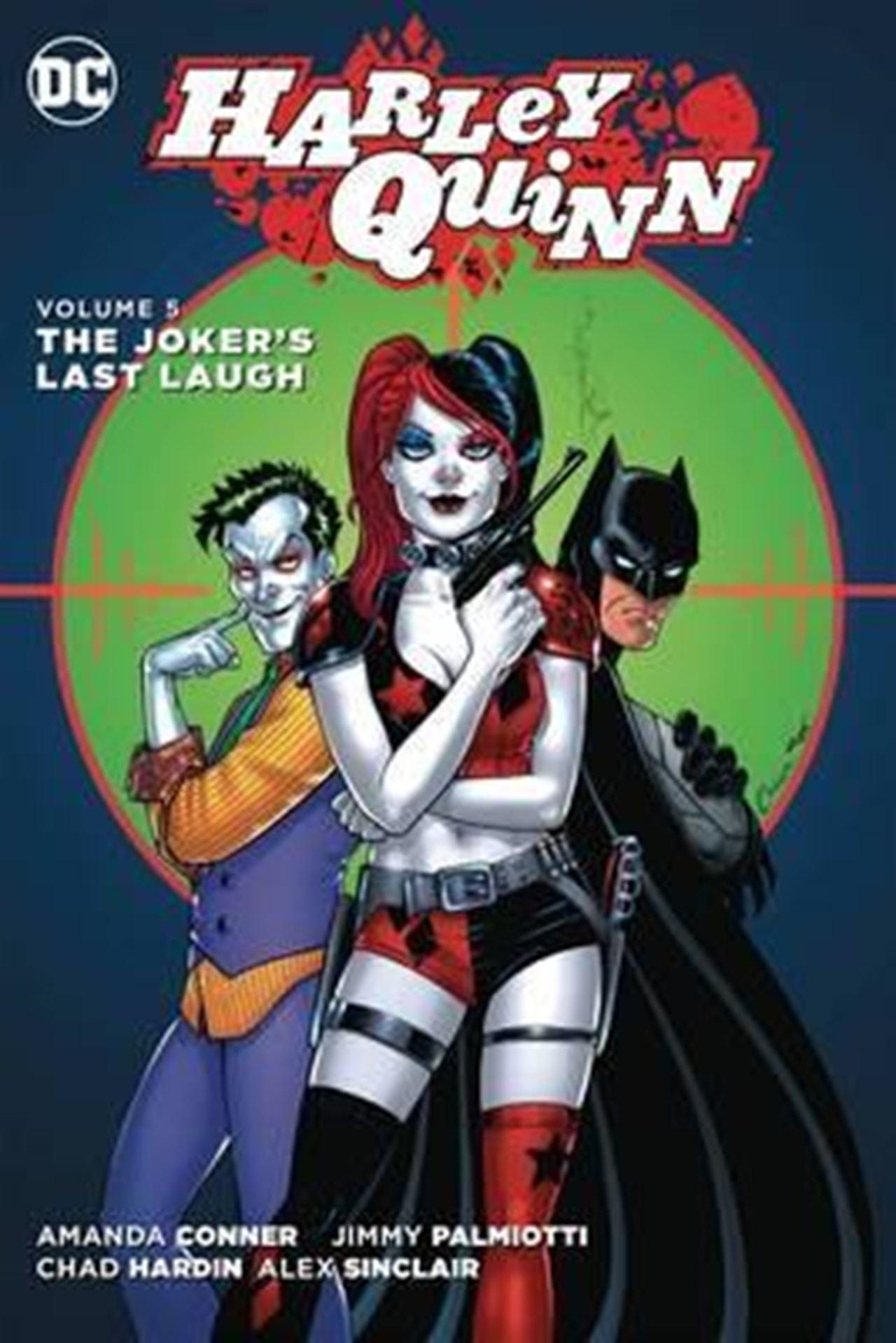 Harley Quinn Vol 5: Jokers Last Laugh - 1