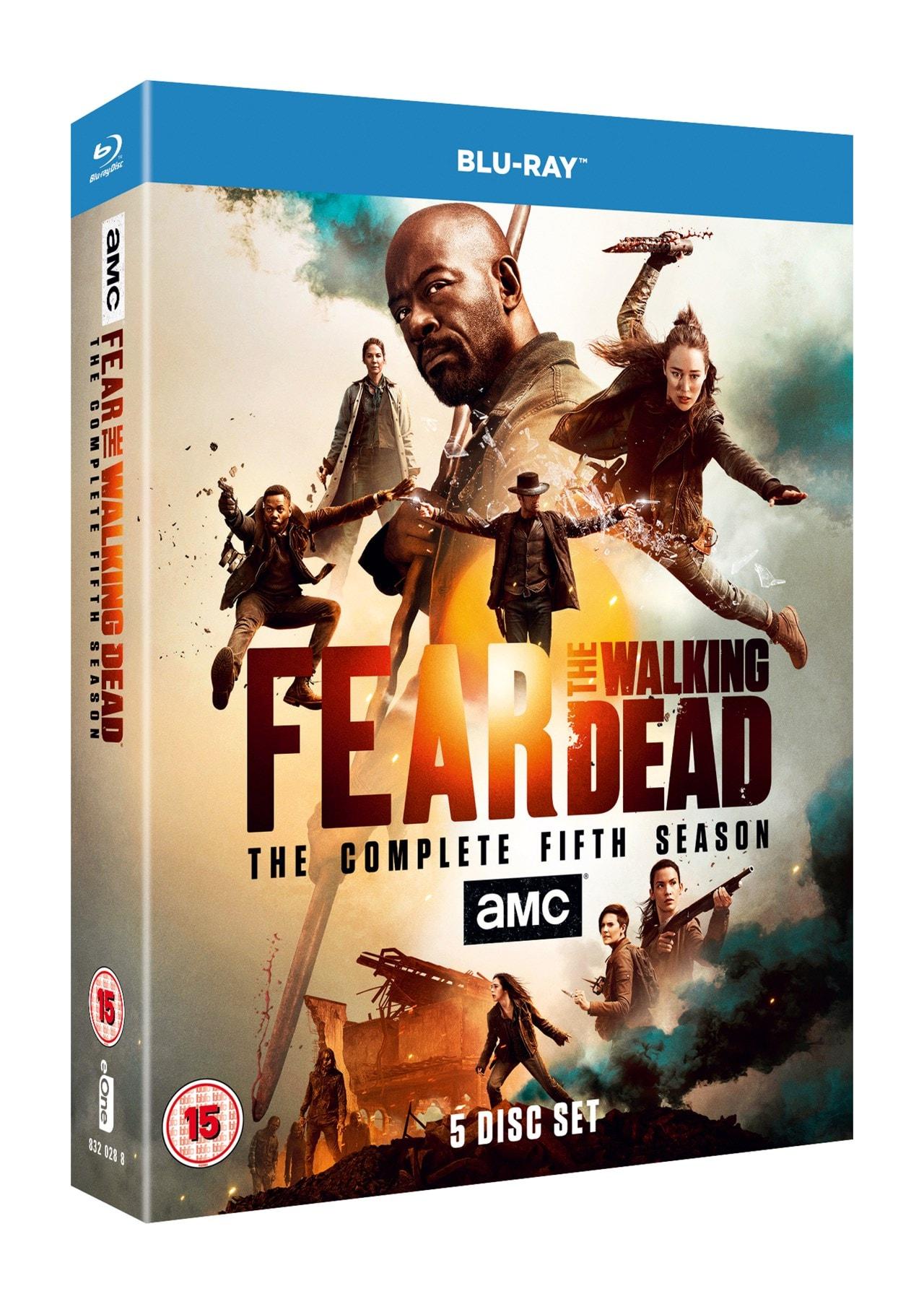 Fear the Walking Dead: The Complete Fifth Season - 2