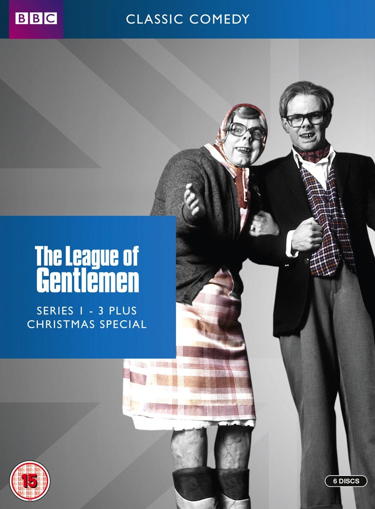 The League of Gentlemen: Series 1-3 (hmv Exclusive) - 1