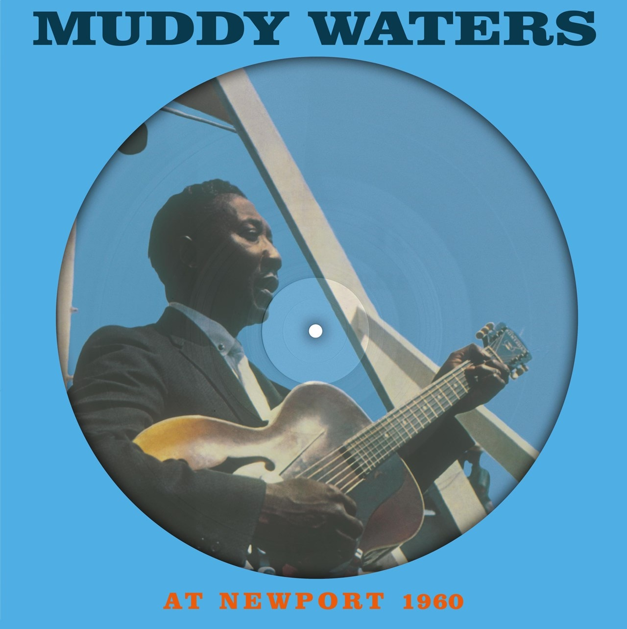 Muddy Waters at Newport 1960 - 1