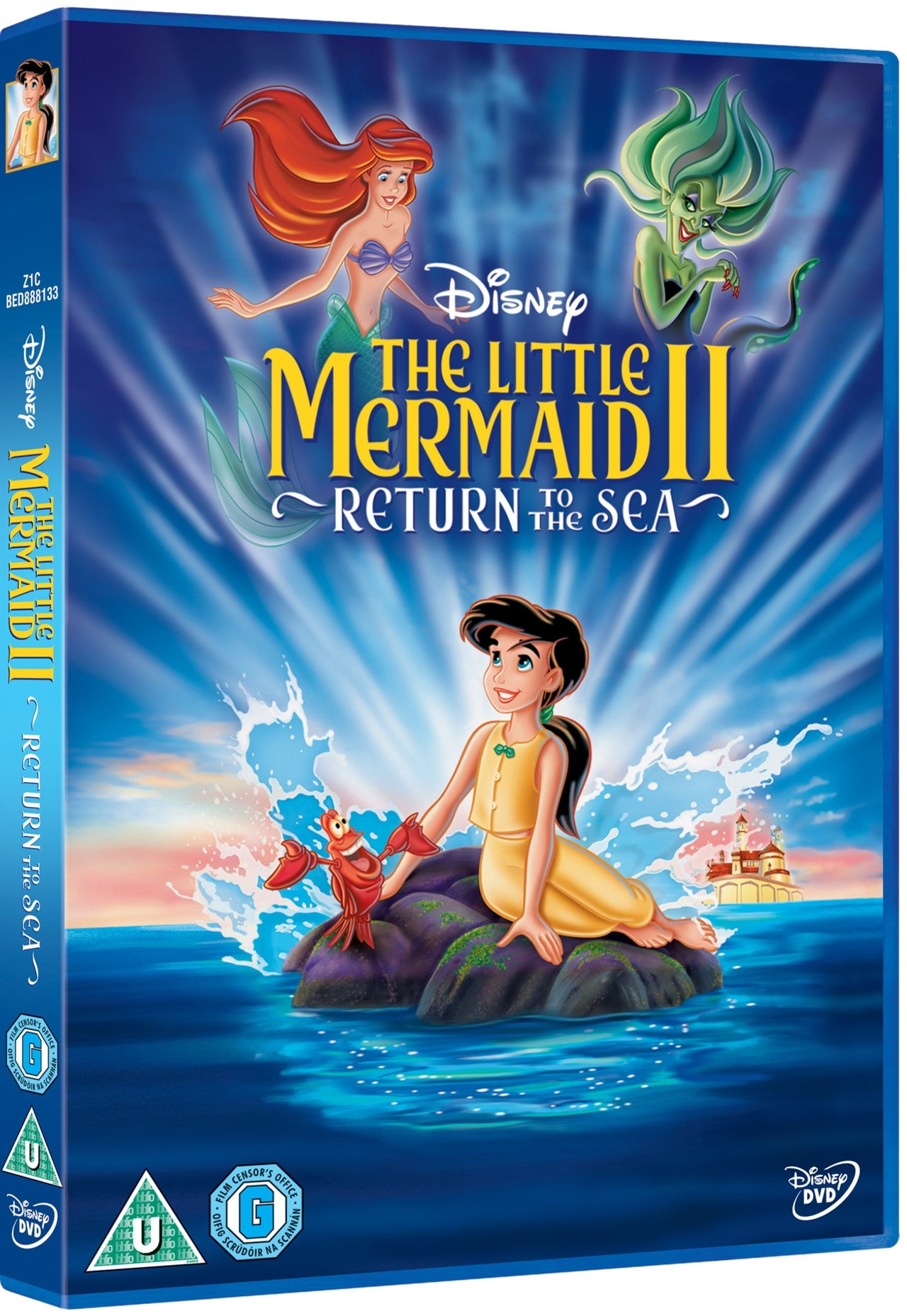 The Little Mermaid II - Return to the Sea - 2