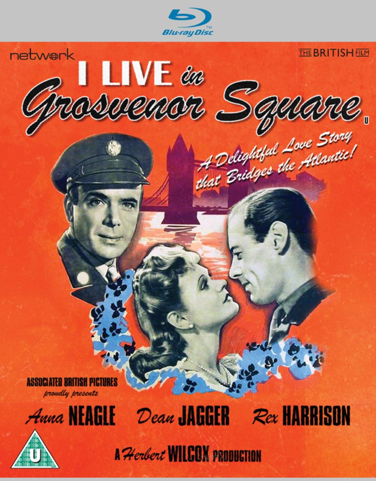 I Live in Grosvenor Square - 1