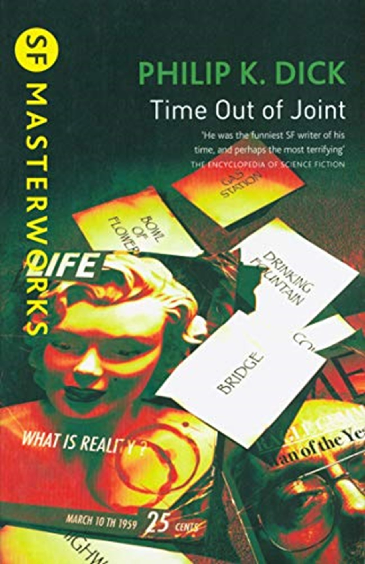 Time Out Of Joint - 1