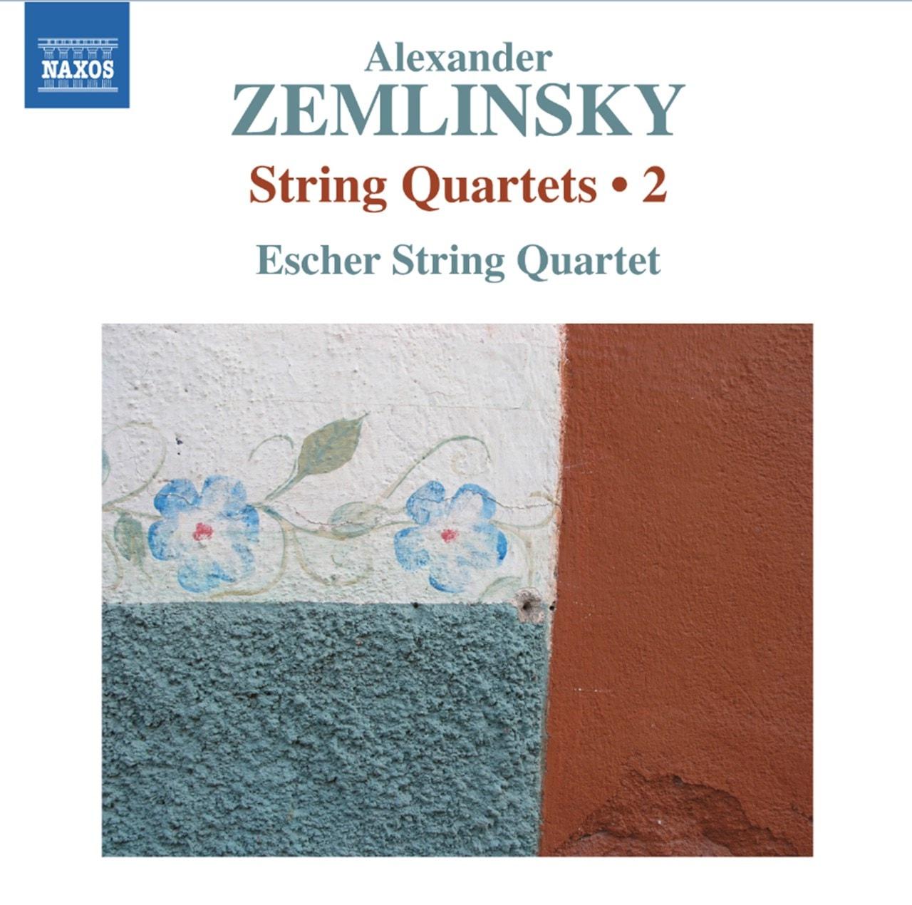 Alexander Zemlinsky: String Quartets - Volume 2 - 1