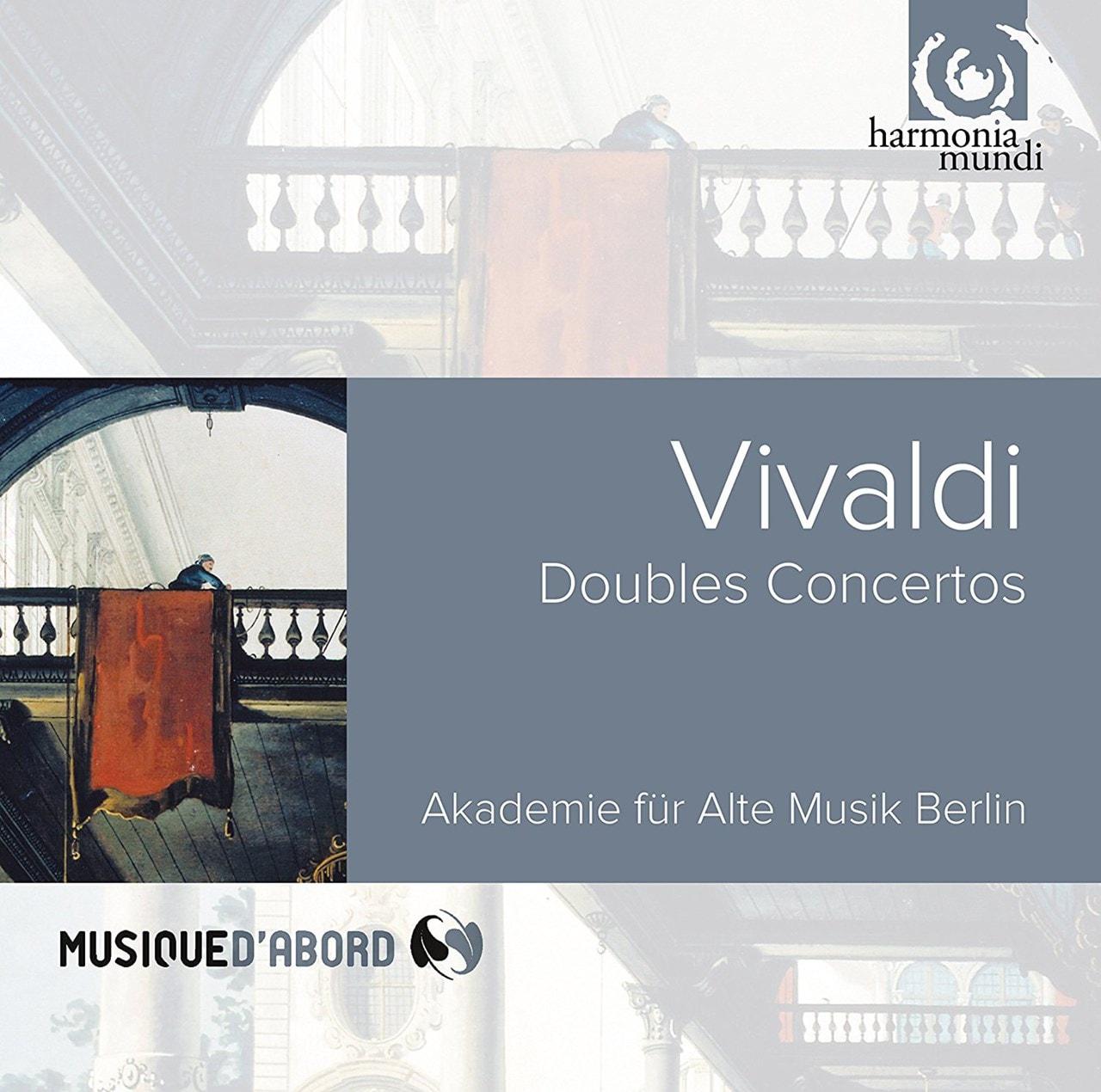 Vivaldi: Doubles Concertos - 1