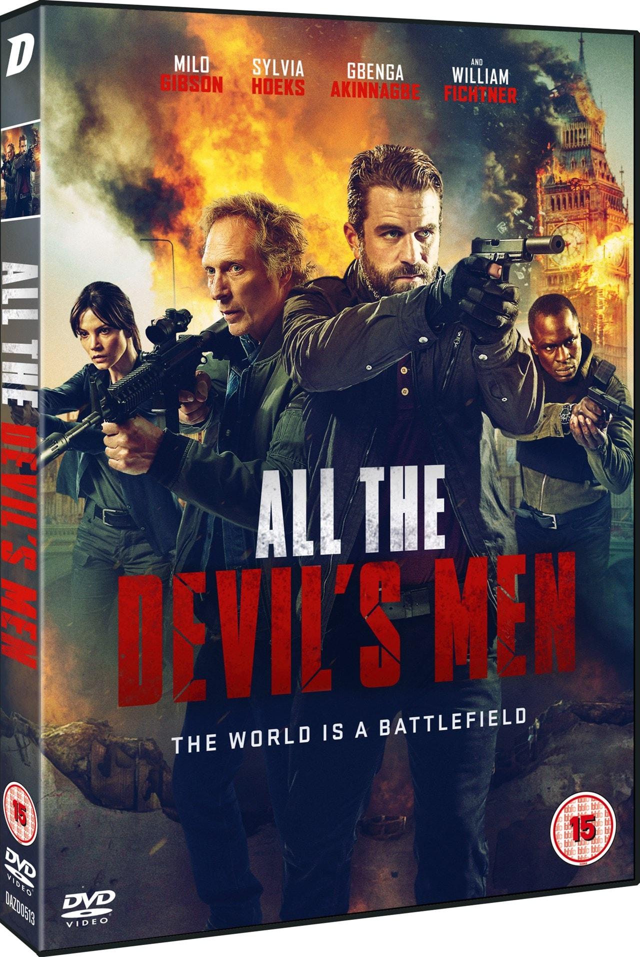 All the Devil's Men - 2