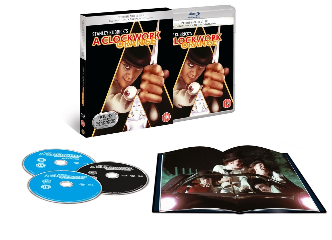 A Clockwork Orange (hmv Exclusive) - The Premium Collection - 3