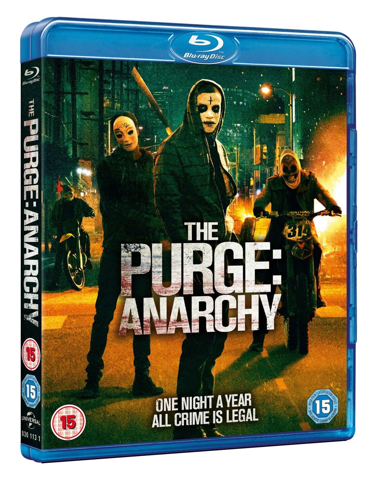 The Purge: Anarchy - 2