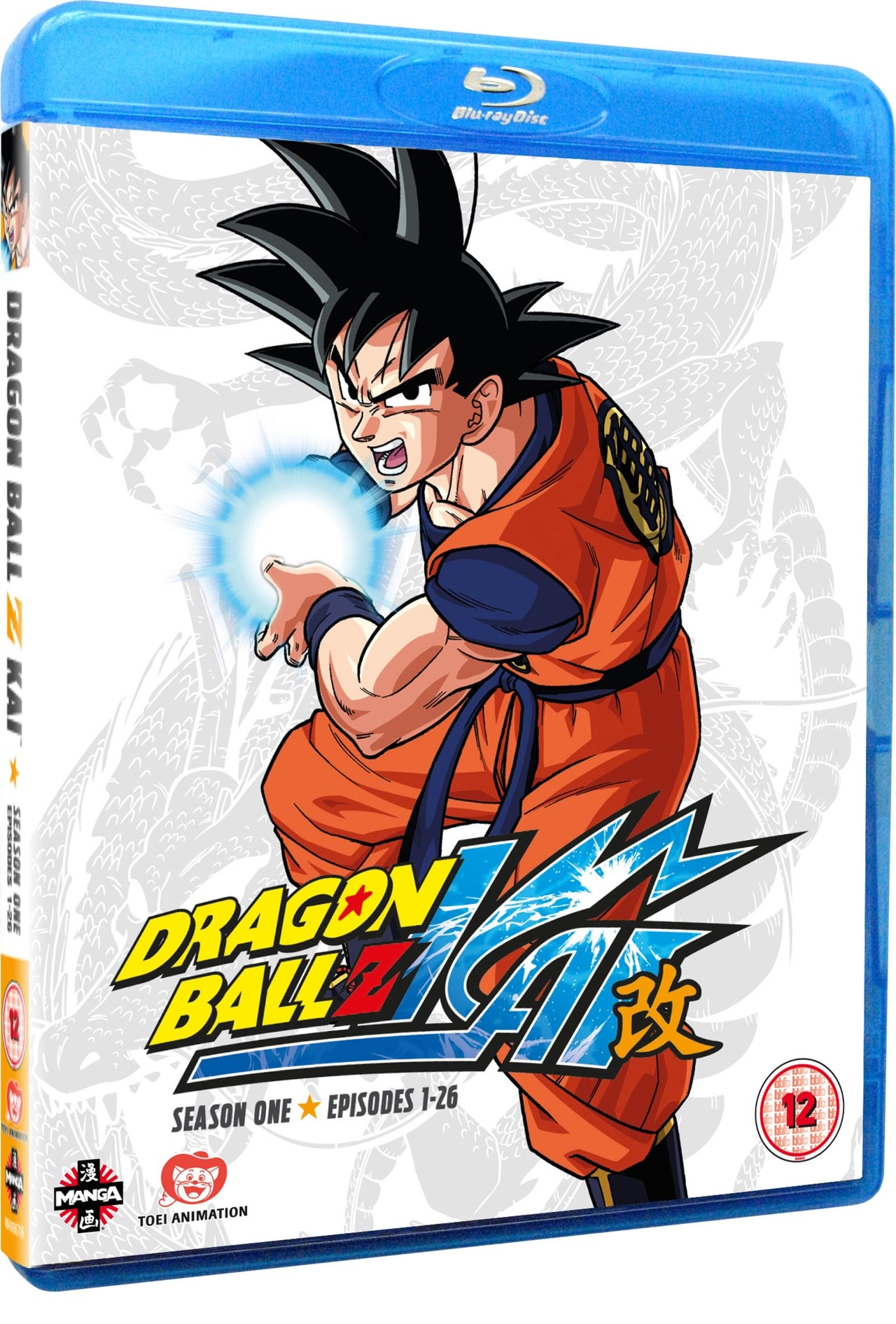 Dragon Ball Z KAI: Season 1 - 1