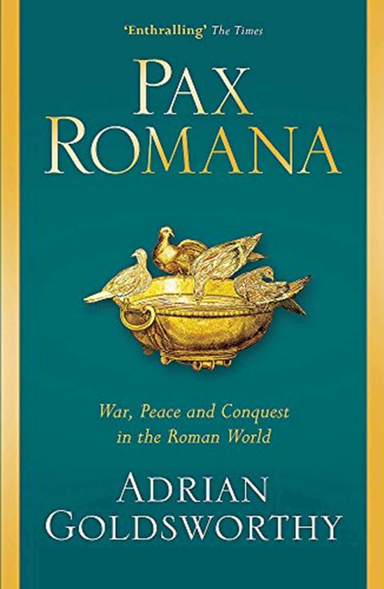 Pax Romana: War, Peace & Conquest in the Roman World - 1