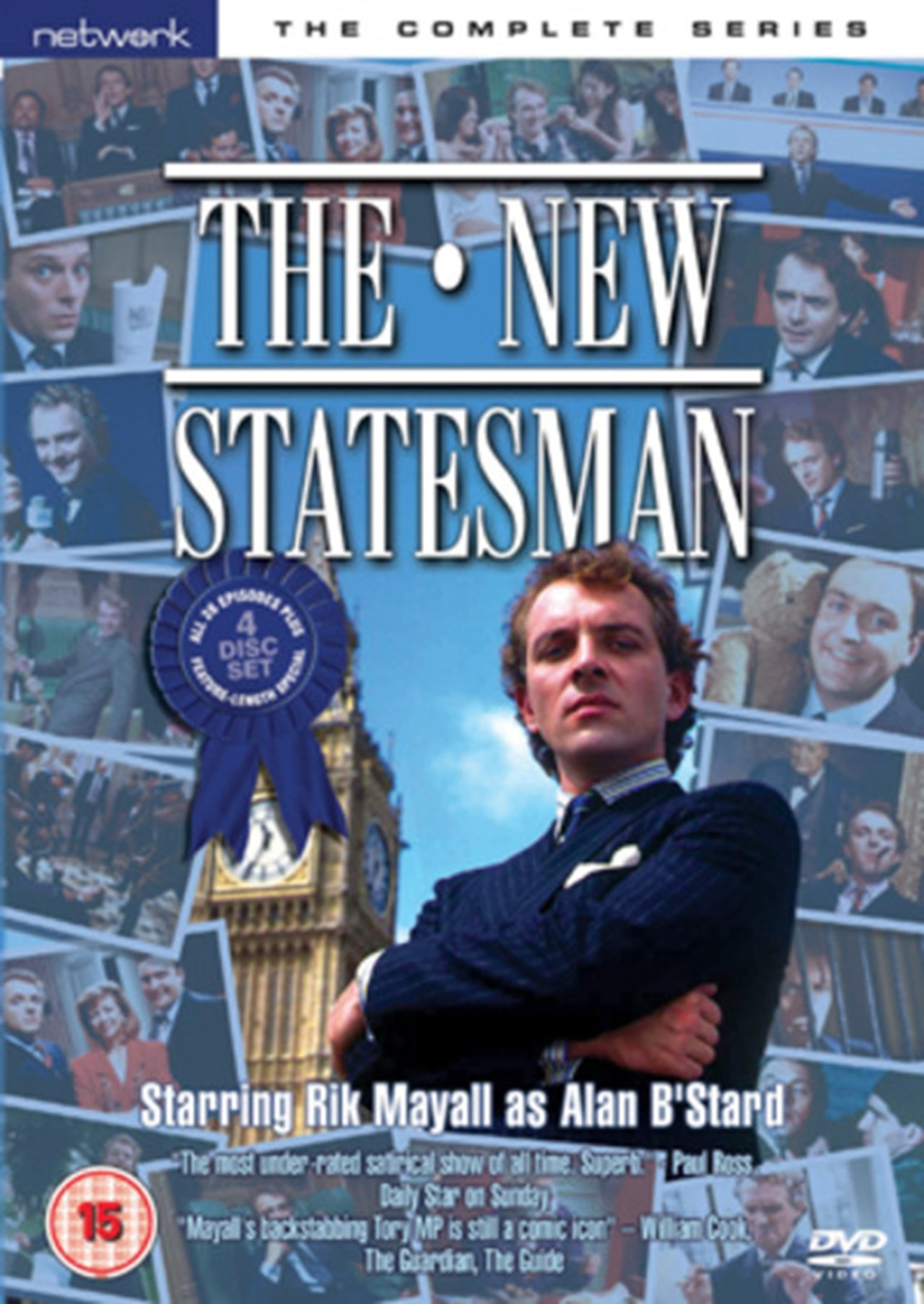 The New Statesman: The Complete Series - 1