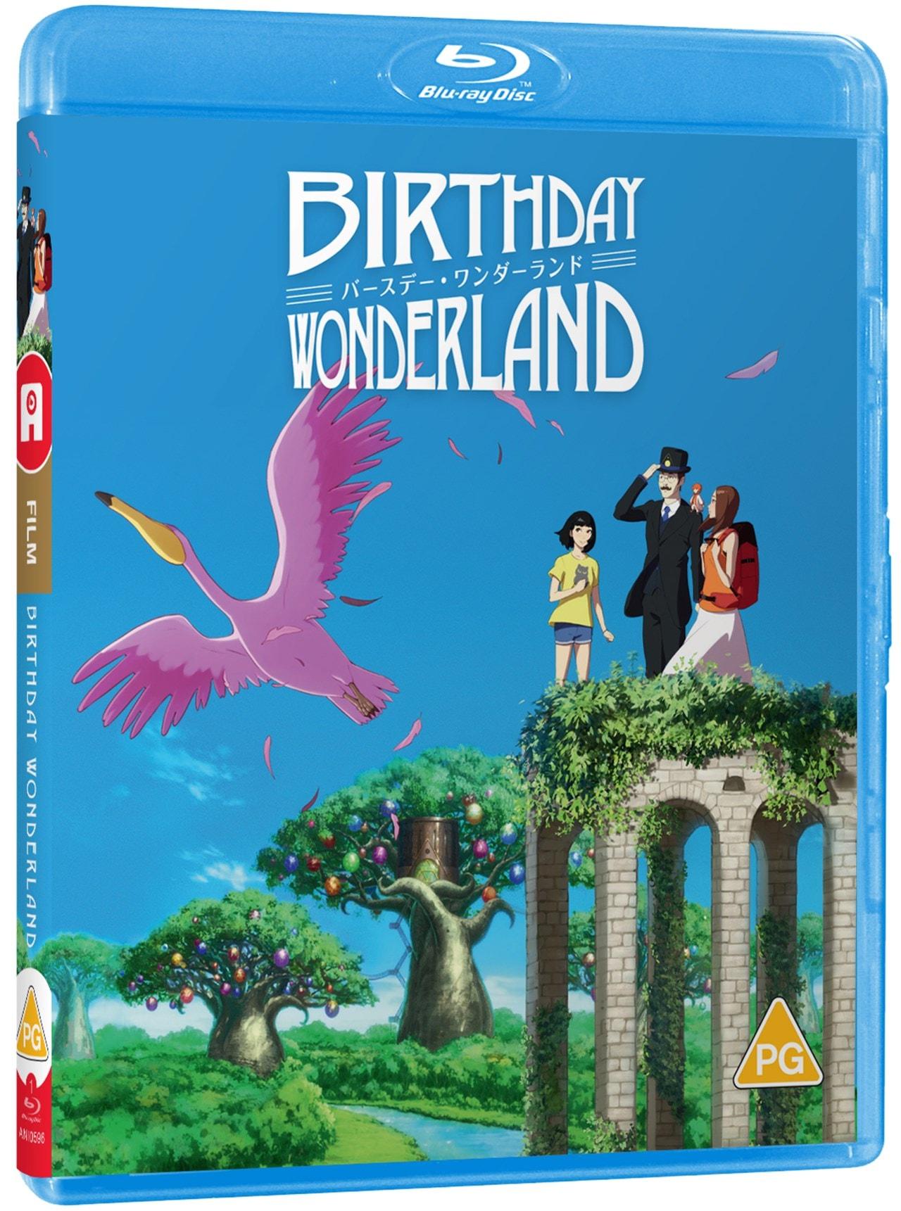 Birthday Wonderland - 1