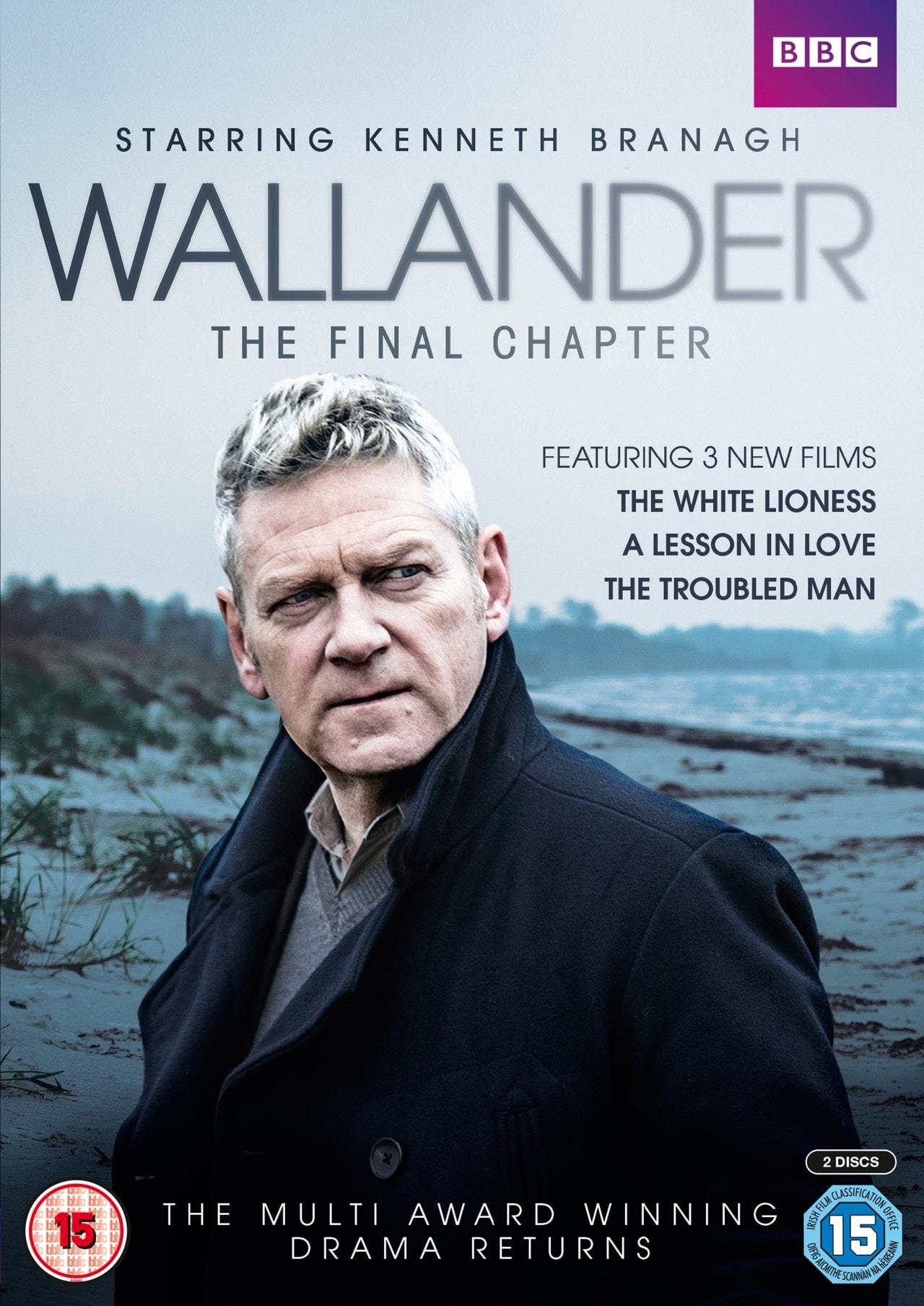 Wallander: Series 4 - The Final Chapter - 1