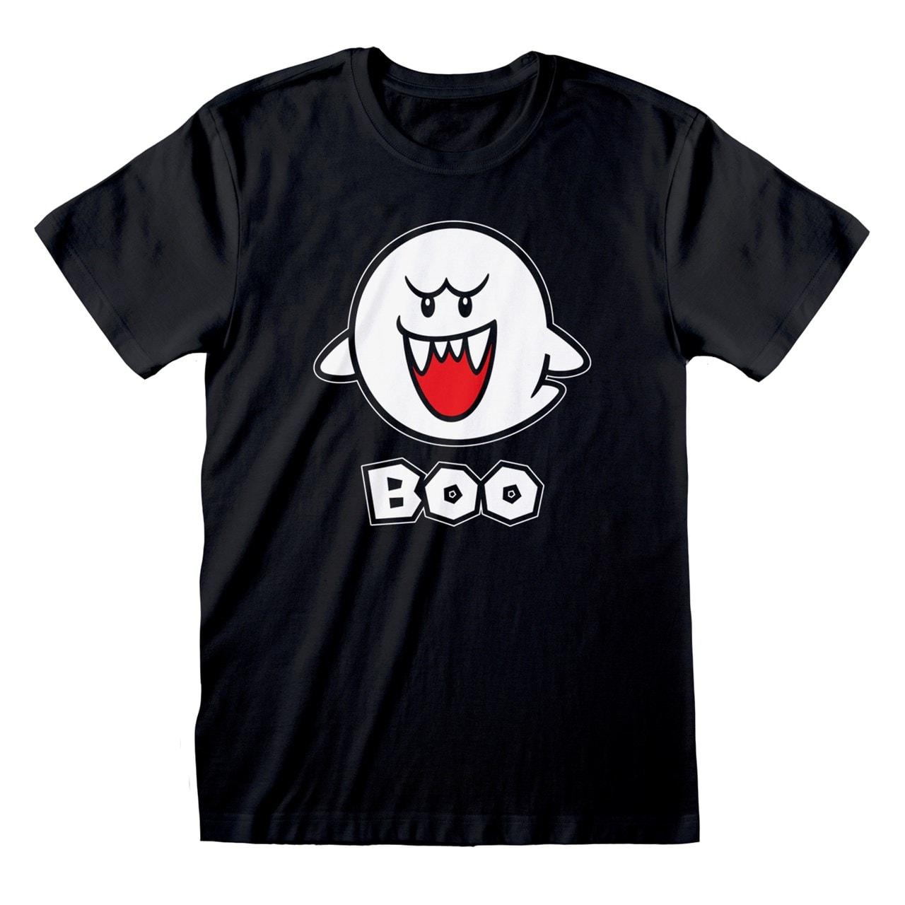 Nintendo: Super Mario: Boo (Small) - 1