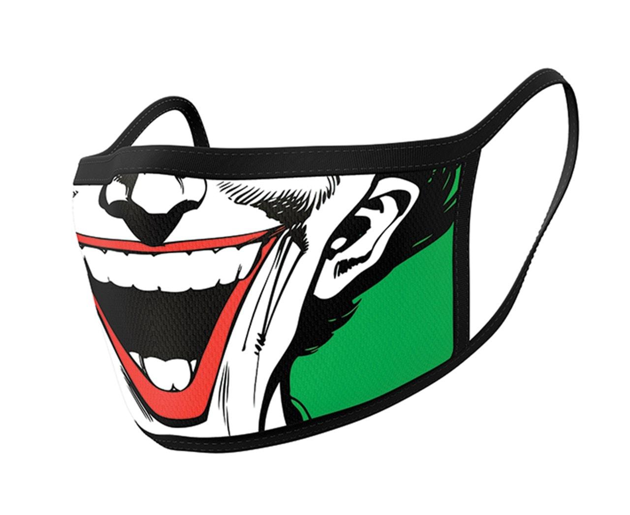 Joker Face Covering (2 pack) - 1