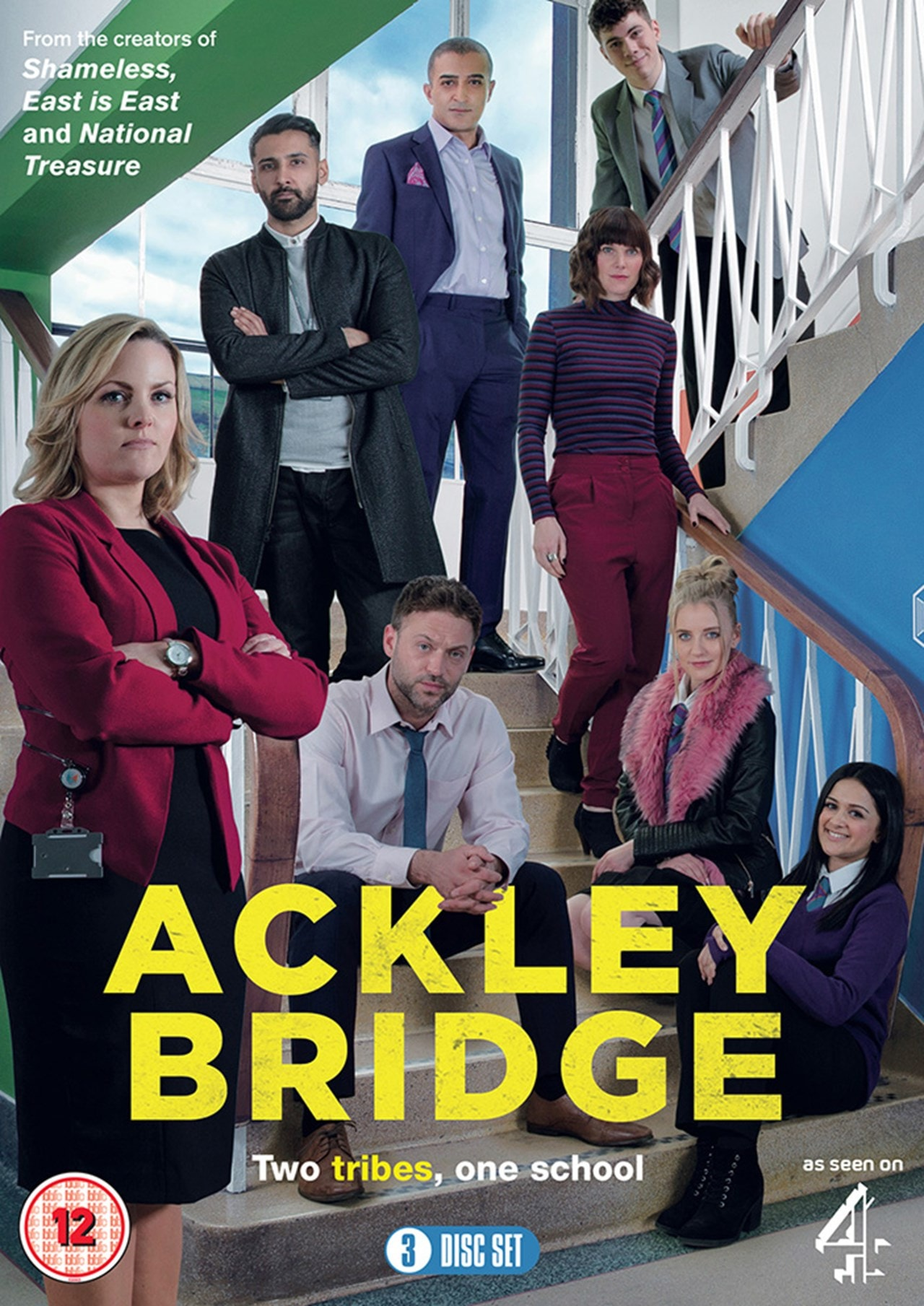 Ackley Bridge - 1