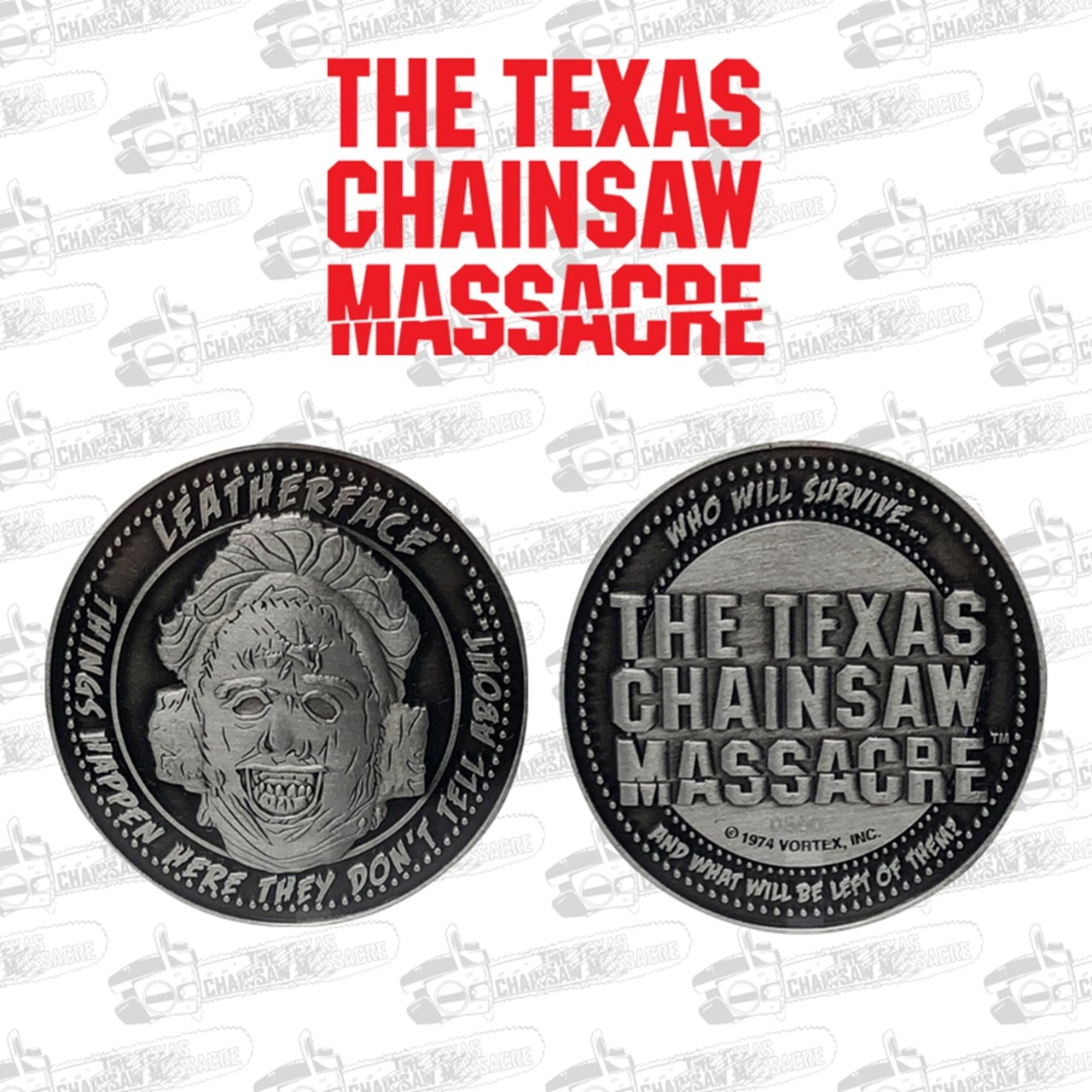 Texas Chainsaw Massacre: Limited Edition Coin - 2