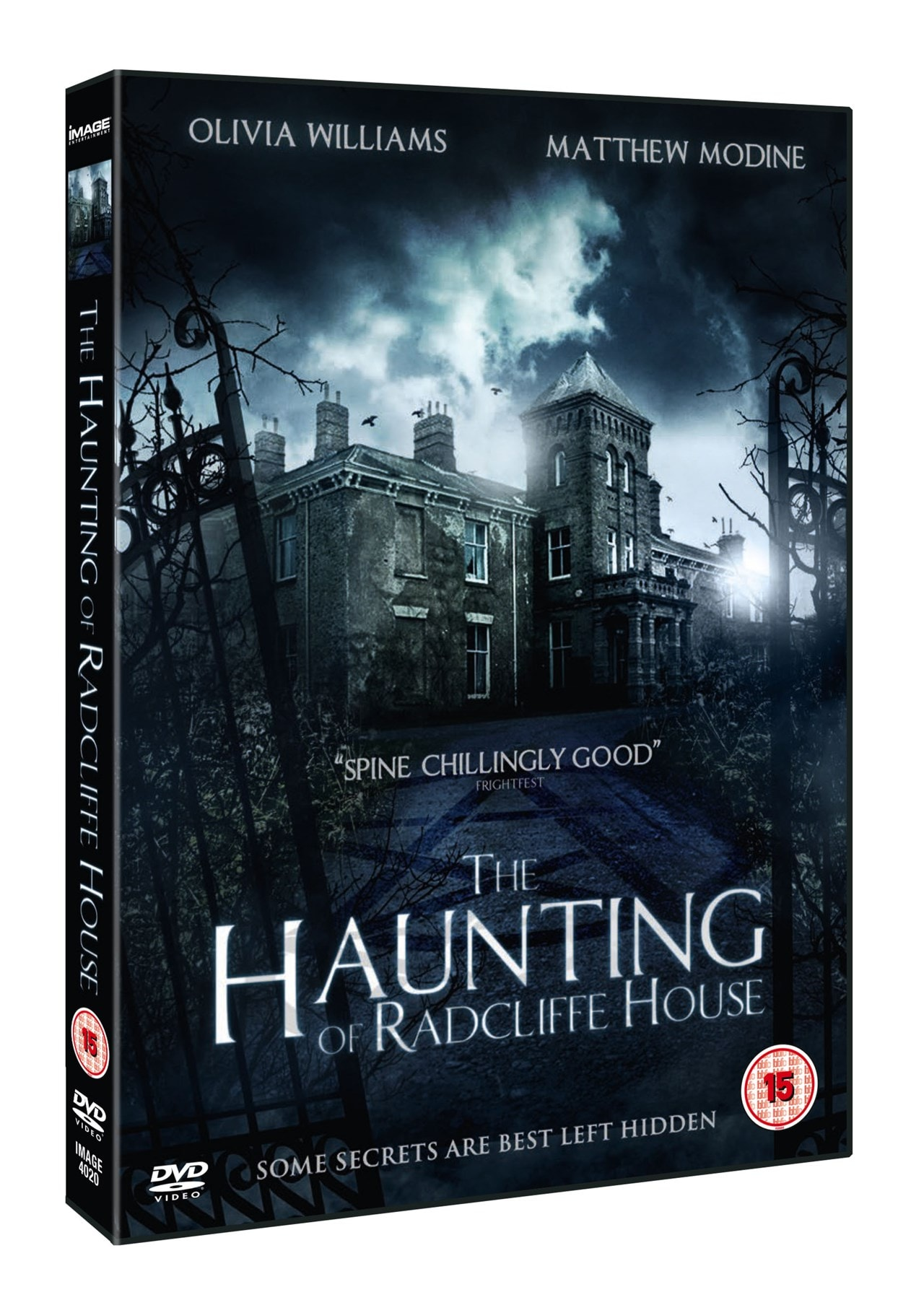 The Haunting of Radcliffe House - 2