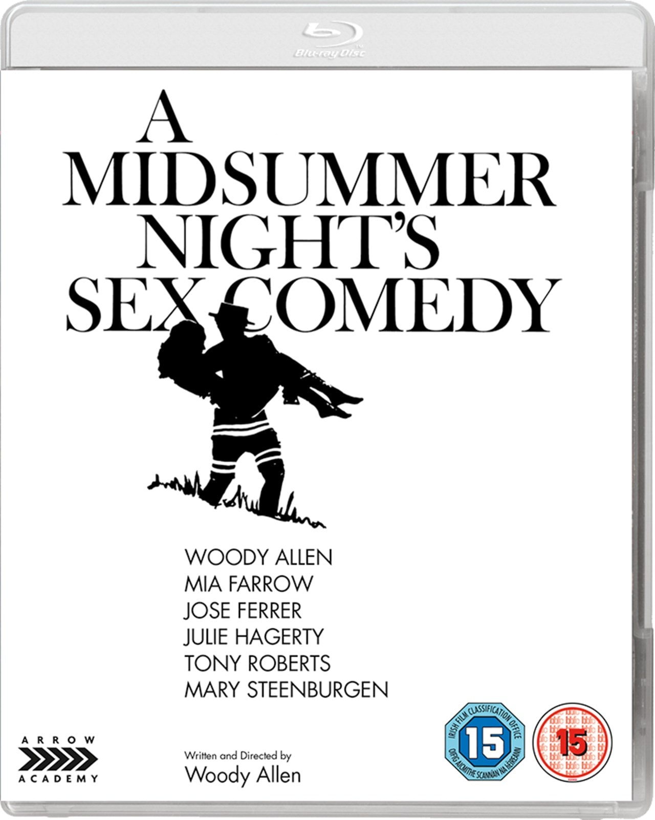 A Midsummer Night's Sex Comedy - 1