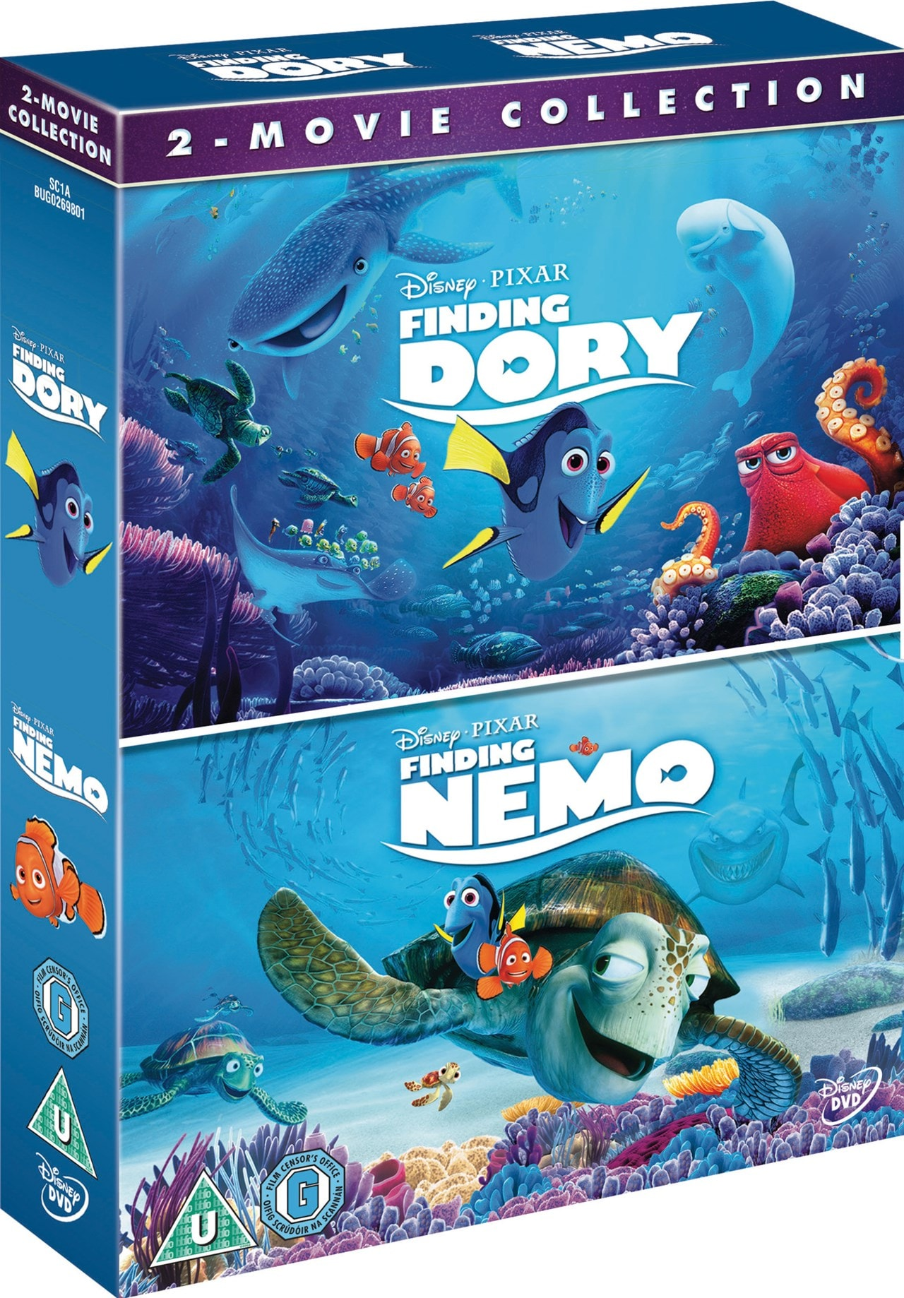 Finding Dory/Finding Nemo - 2