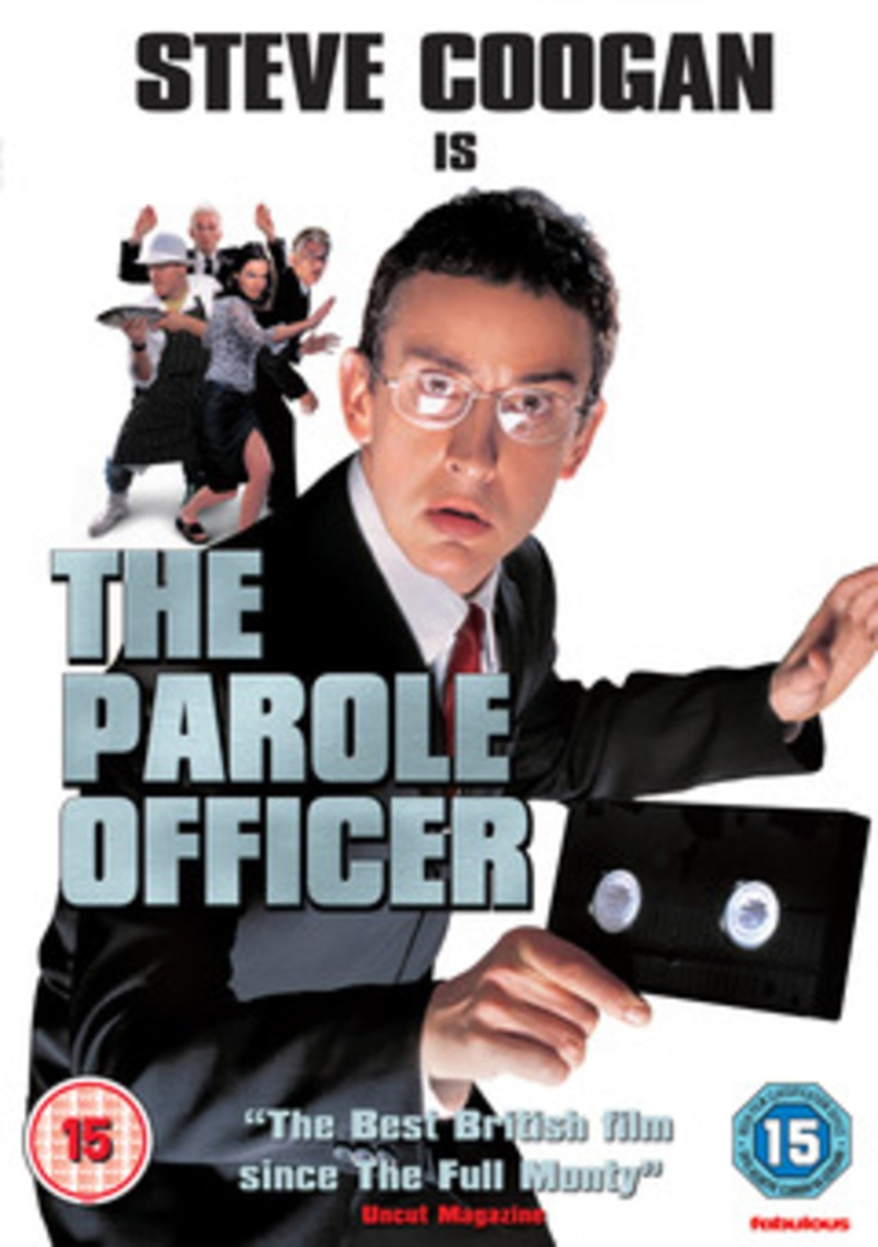 The Parole Officer - 1