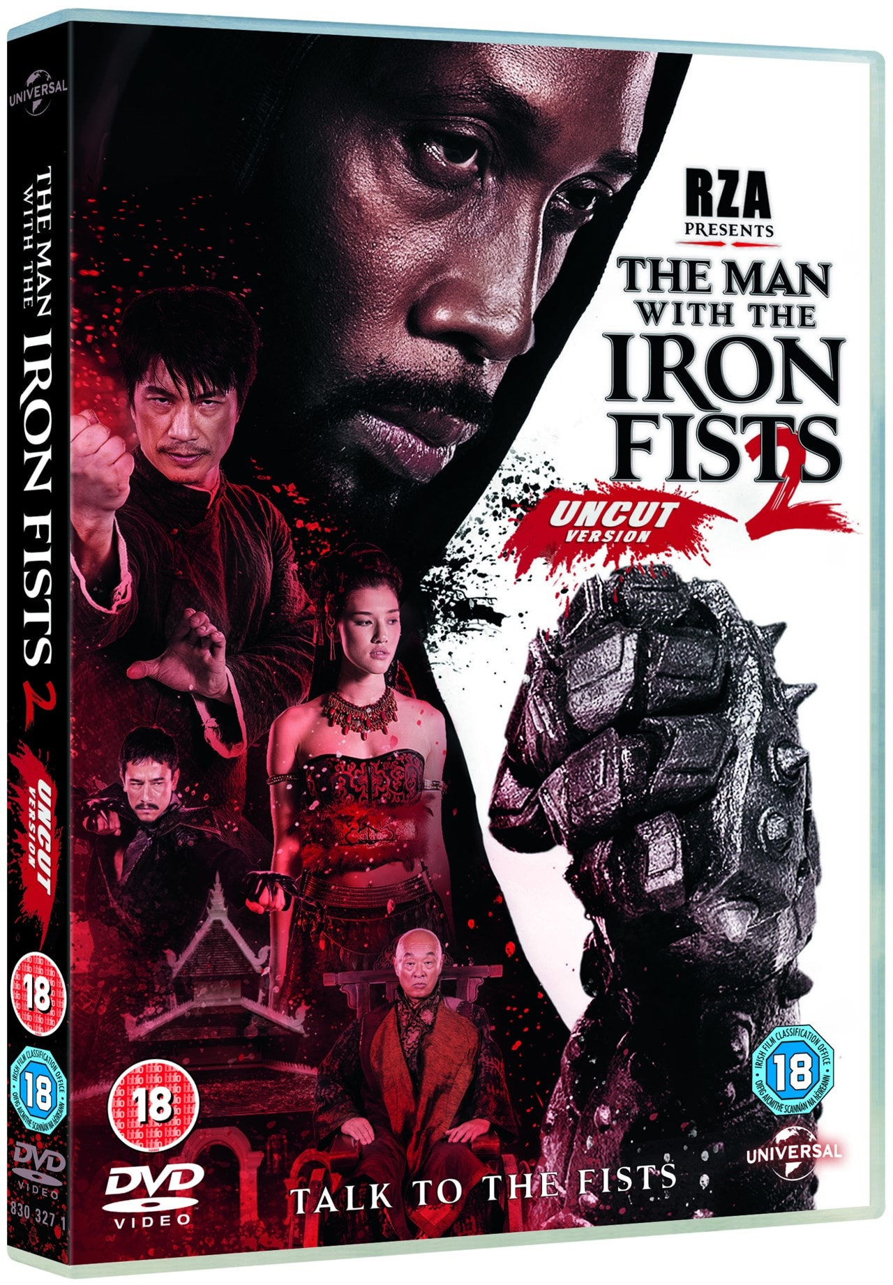 The Man With the Iron Fists 2 - Uncut - 2