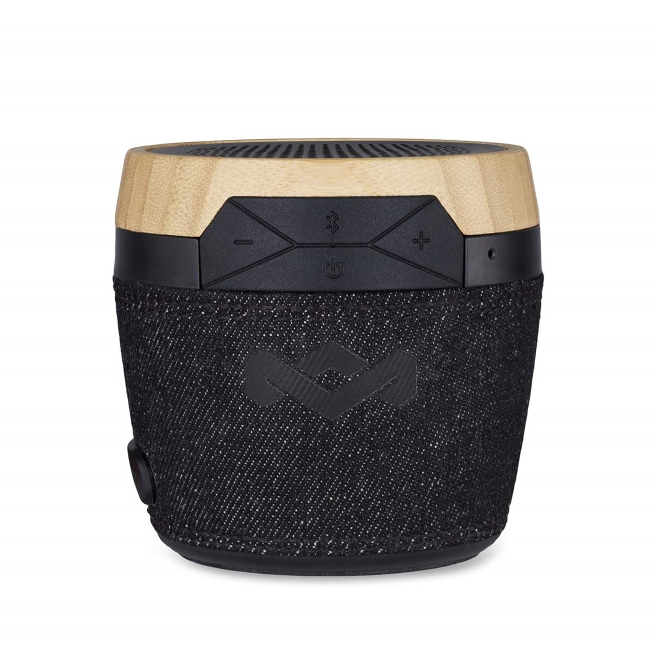 House Of Marley Chant Mini Signature Black Bluetooth Speaker - 1