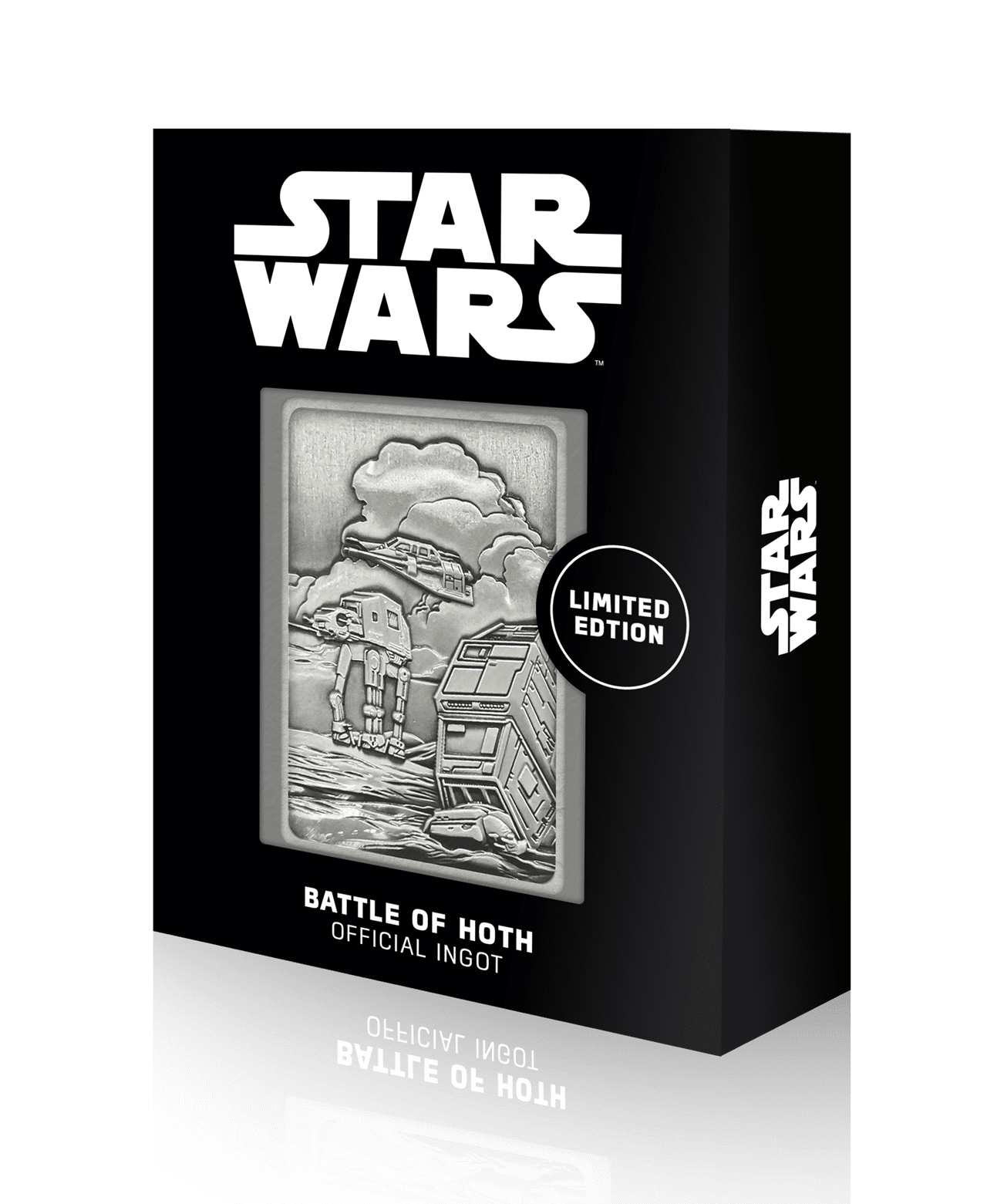Hoth Planet Scene: Star Wars Limited Edition Ingot Collectible - 1