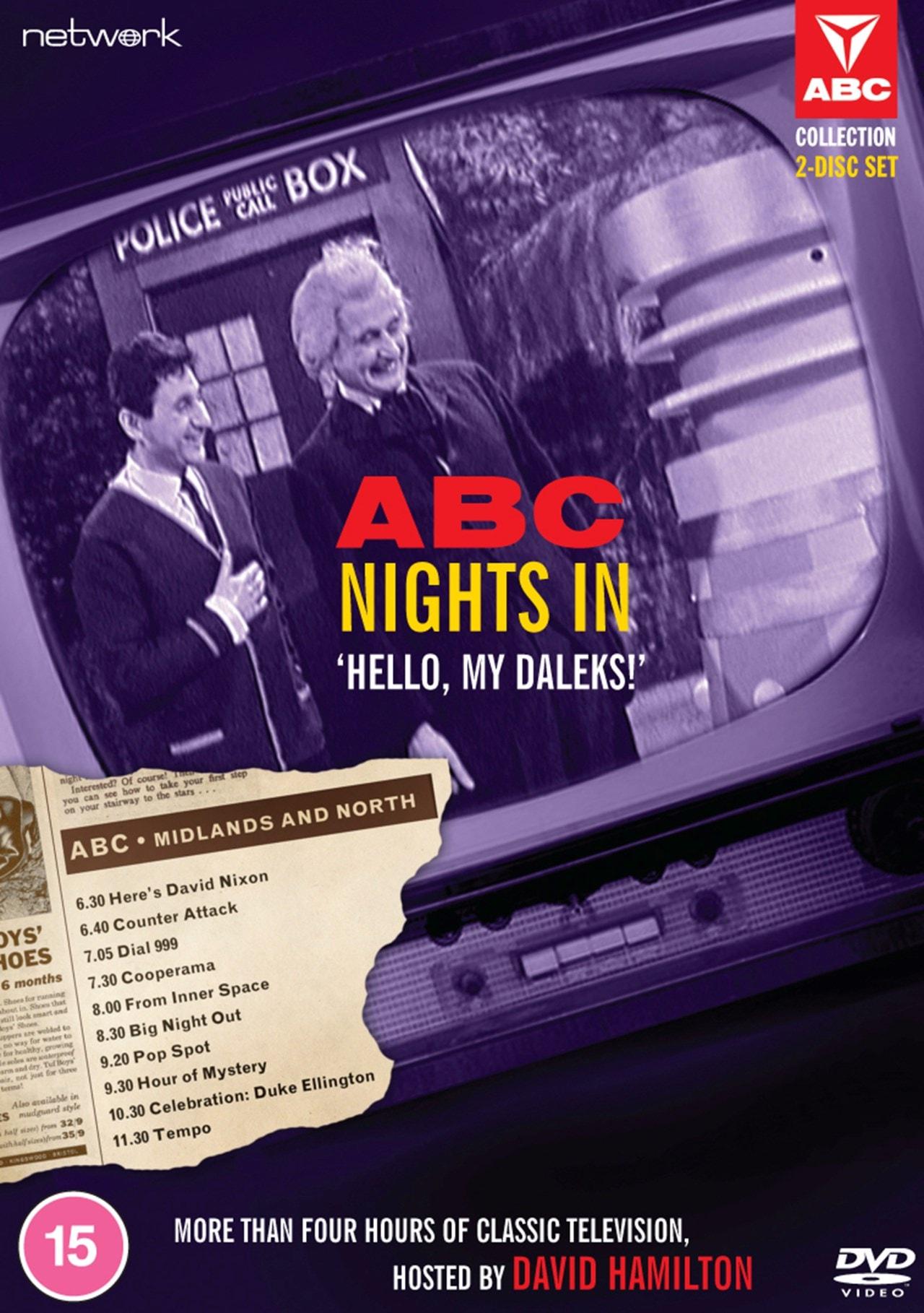 ABC Nights In: Hello, My Daleks! - 1