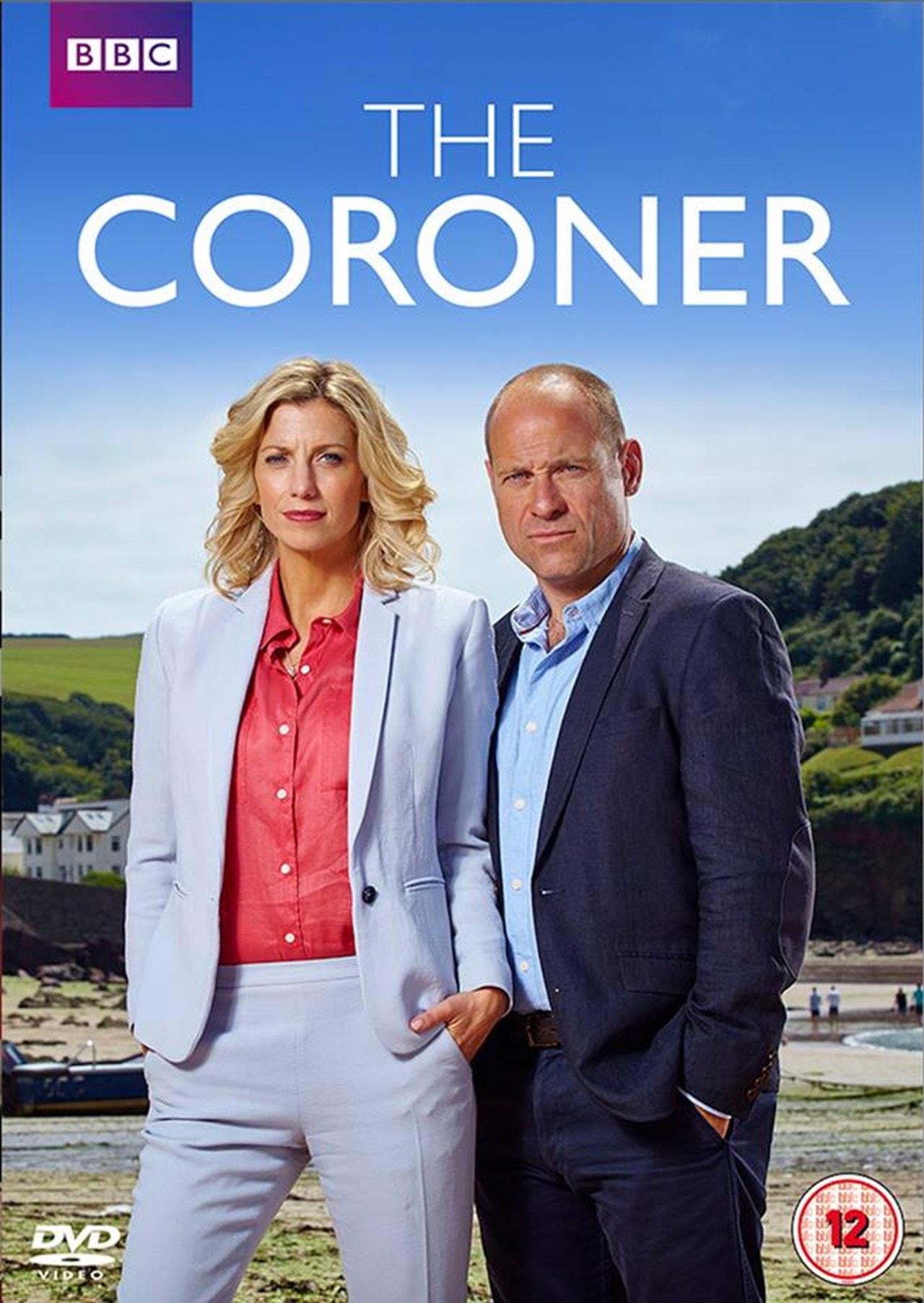 The Coroner: Series 1 - 1