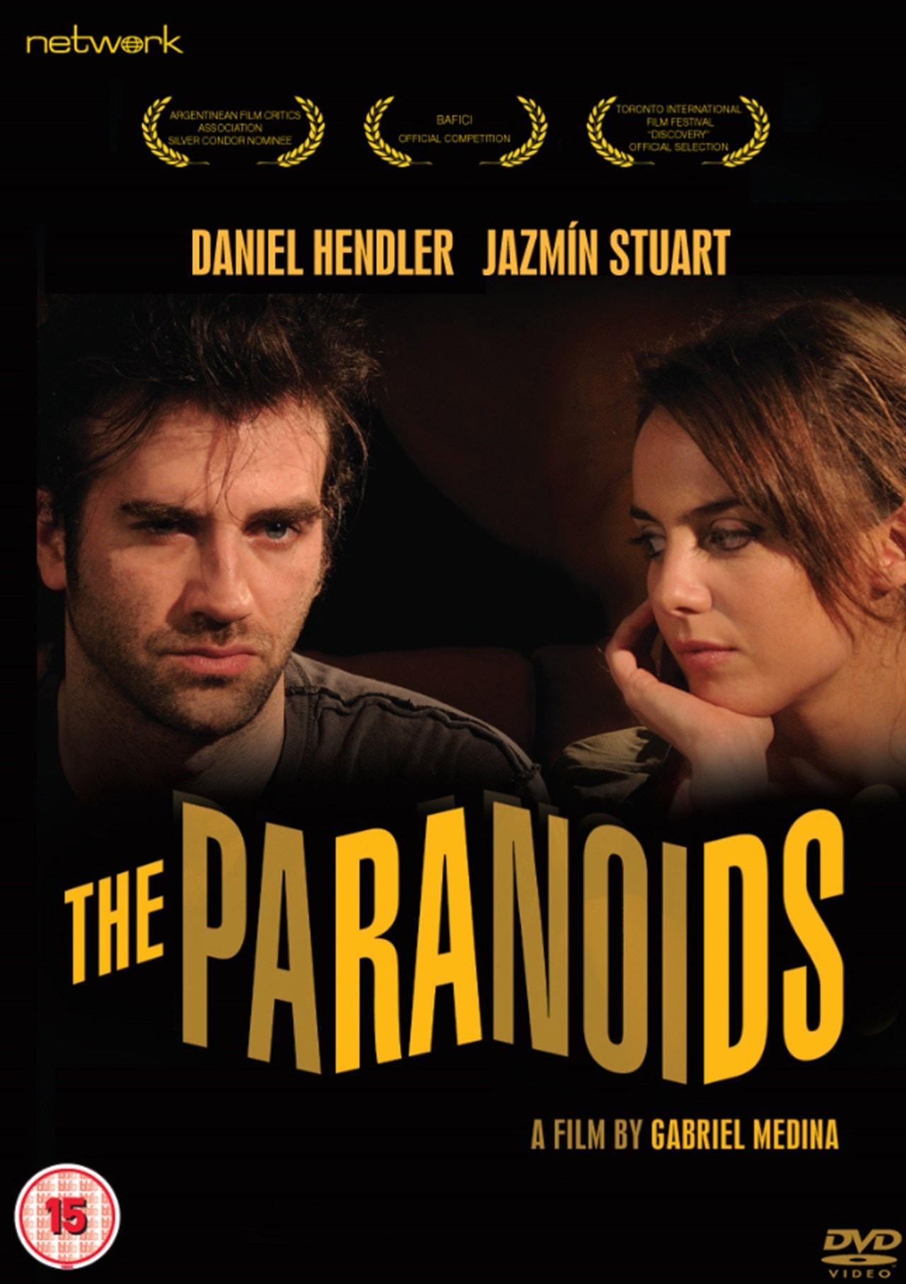 The Paranoids - 1