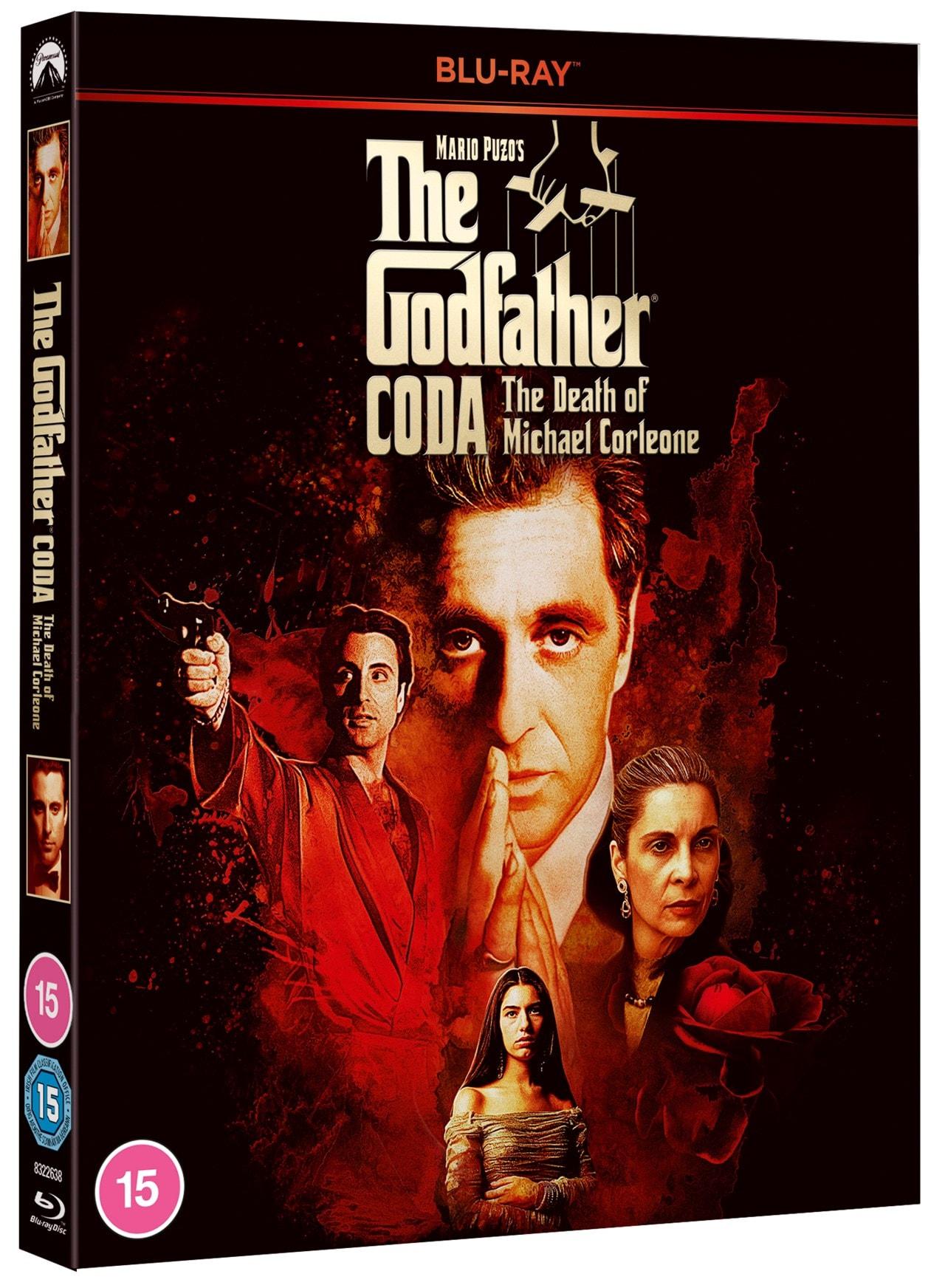 Mario Puzo's the Godfather Coda - The Death of Michael Corleone - 2