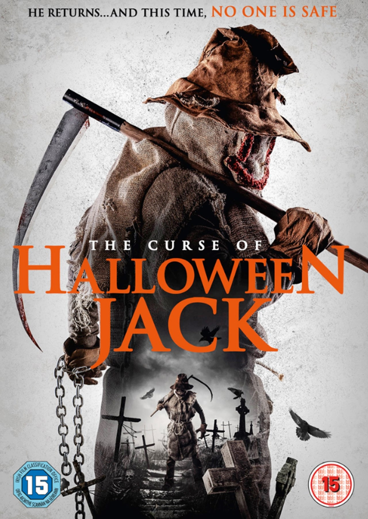 The Curse of Halloween Jack - 1
