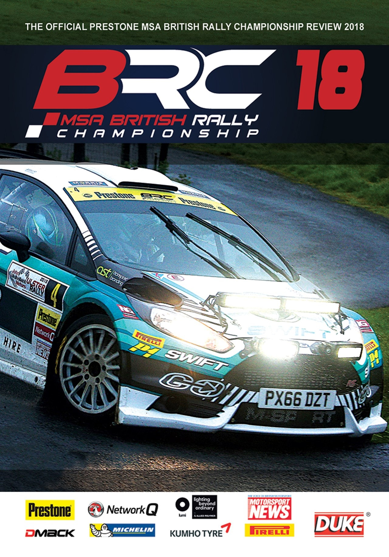 British Rally Championship Review: 2018 - 1