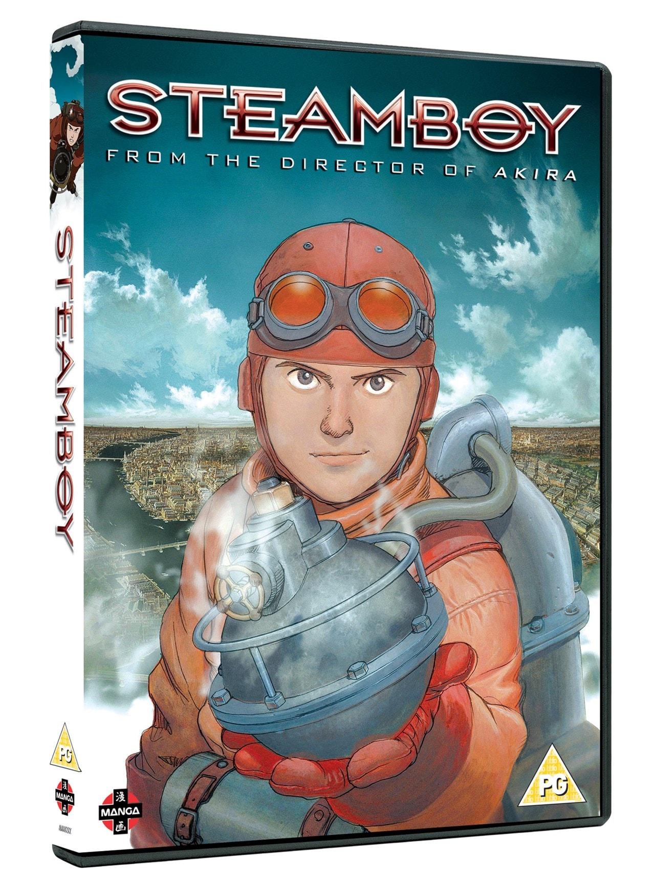 Steamboy - 2