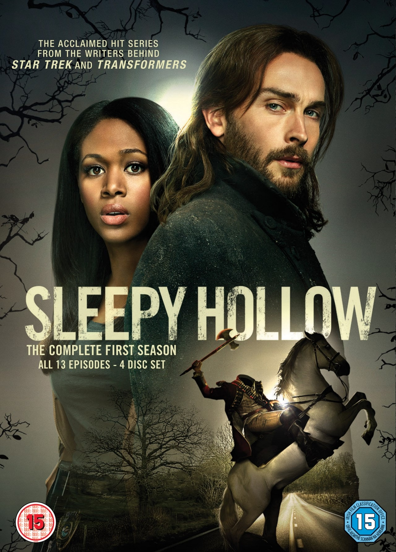 Sleepy Hollow: The Complete First Season - 1