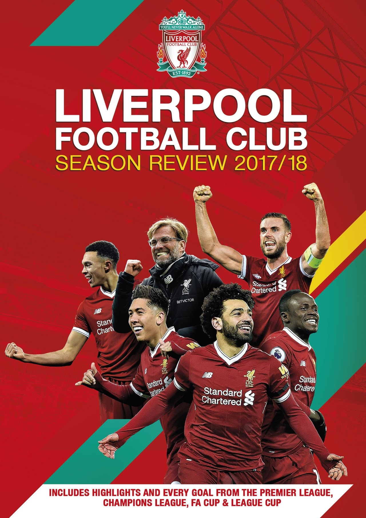 Liverpool FC: End of Season Review 2017/2018 - 1
