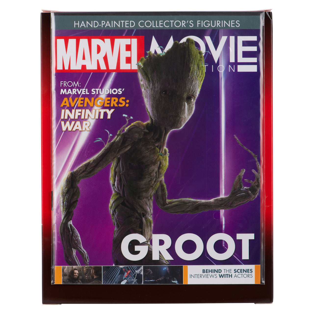 Teenage Groot: Marvel Figurine: Hero Collector - 4