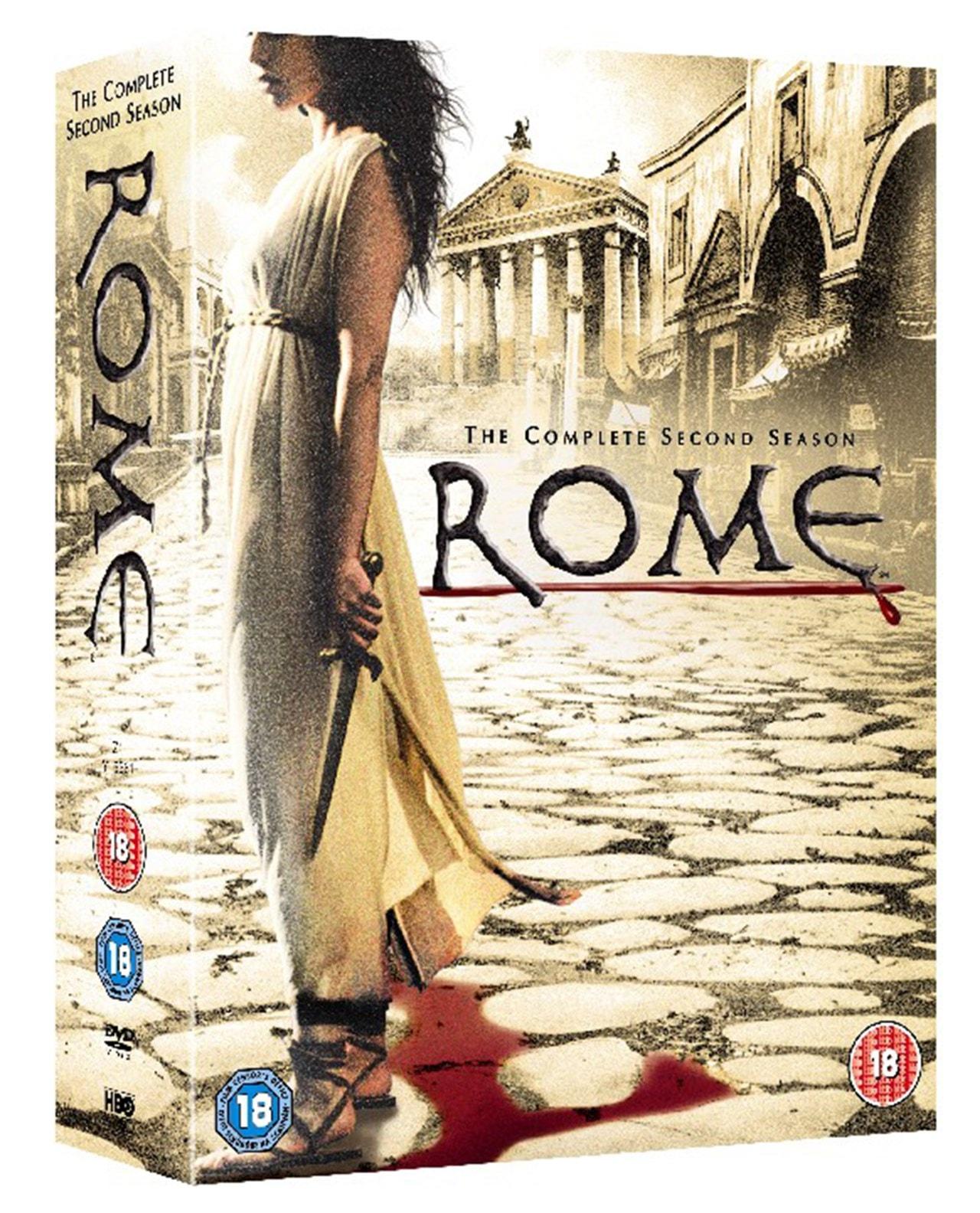 Rome: The Complete Second Season - 2