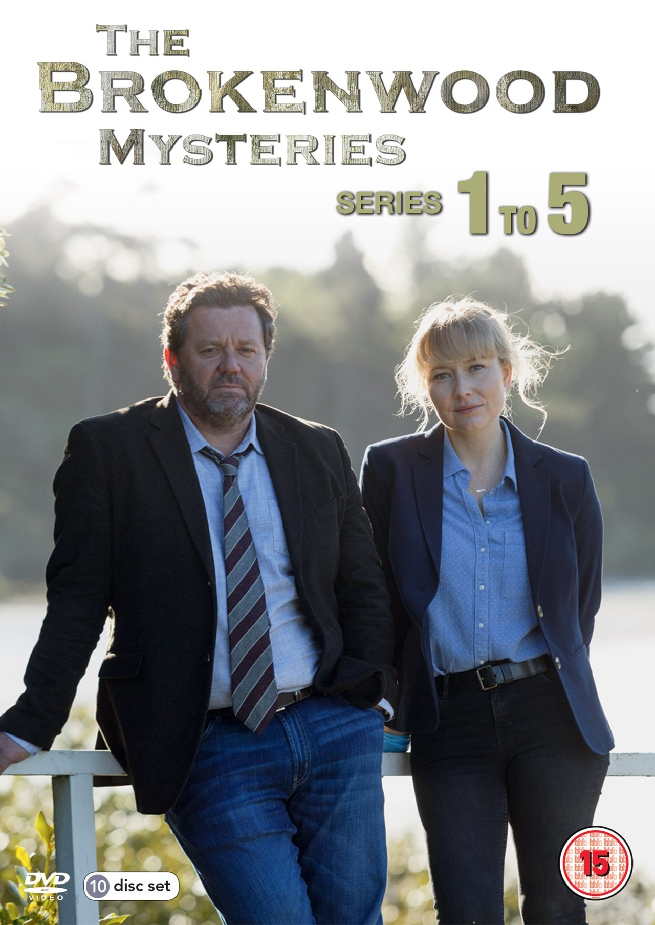The Brokenwood Mysteries: Series 1 to 5 - 1
