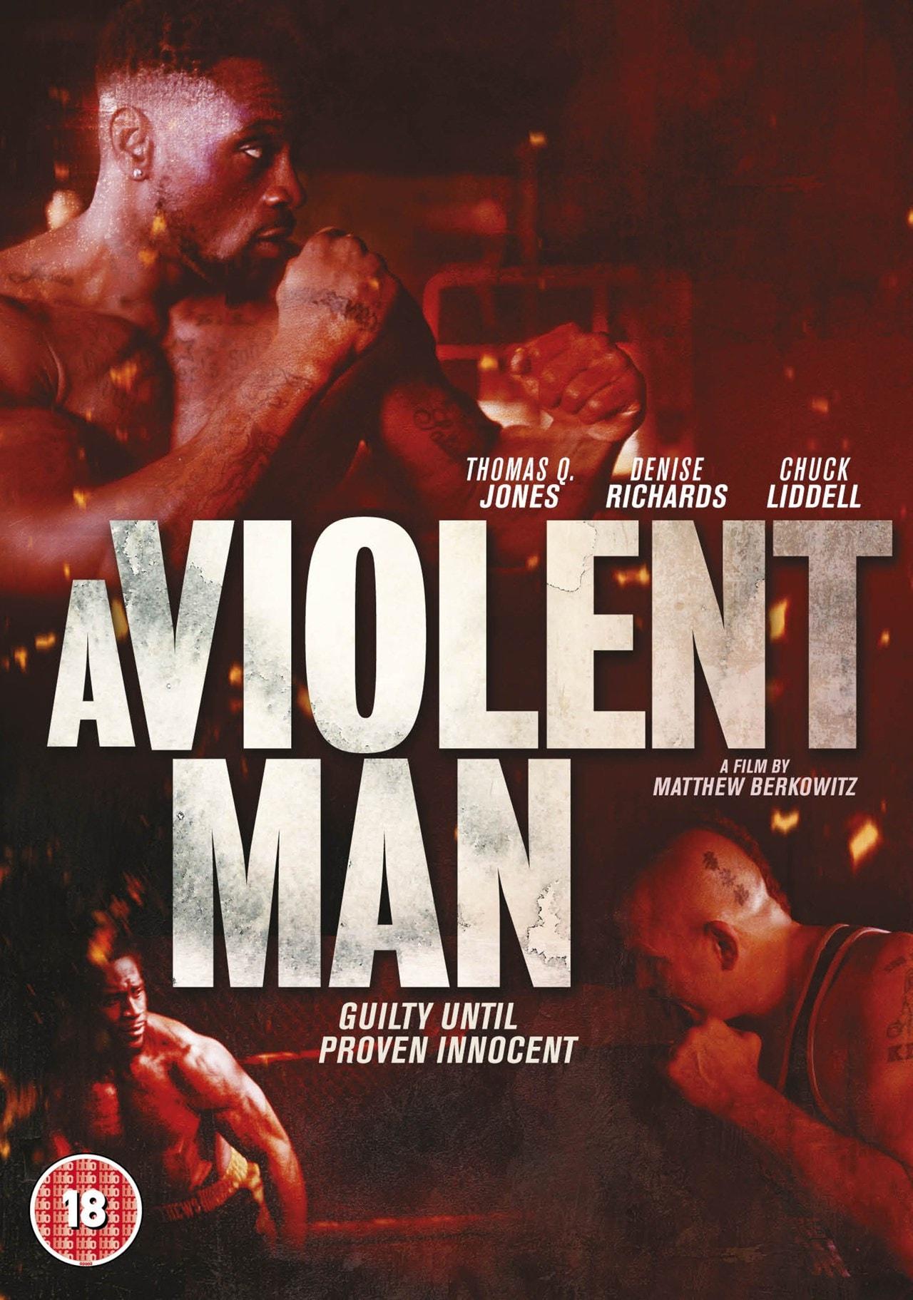 A Violent Man - 1