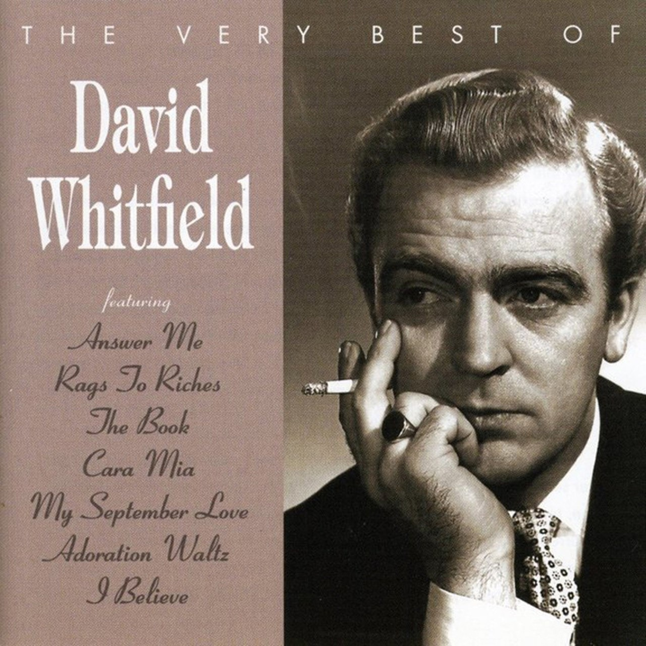 The Very Best Of David Whitfield - 1