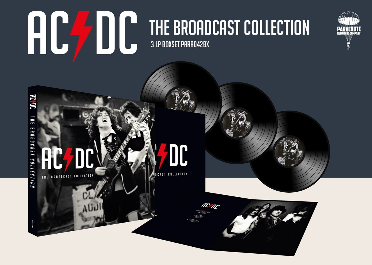 The AC/DC Broadcast Collection - 2