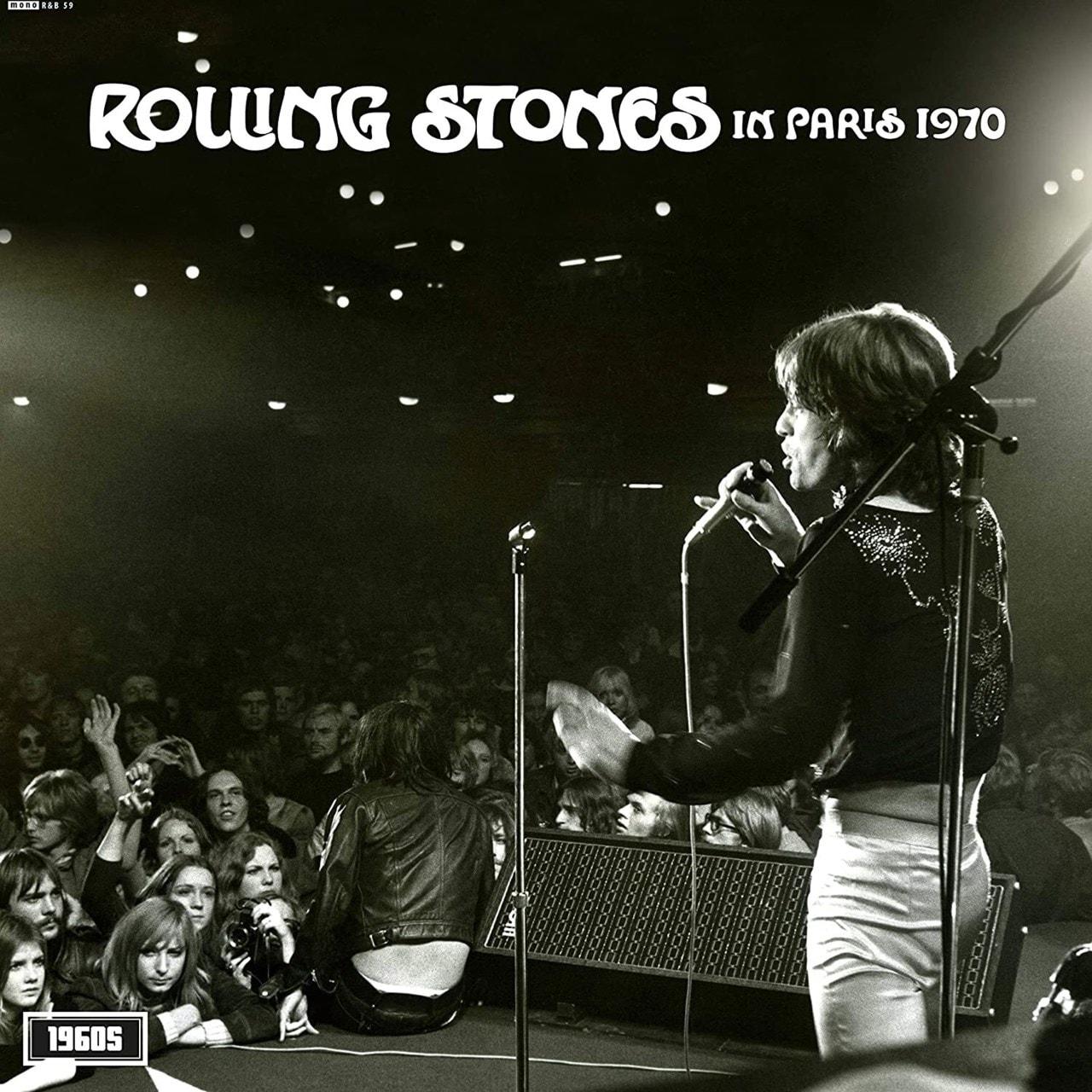 Let the Airwaves Flow: Paris 1970 - Volume 5 - 1