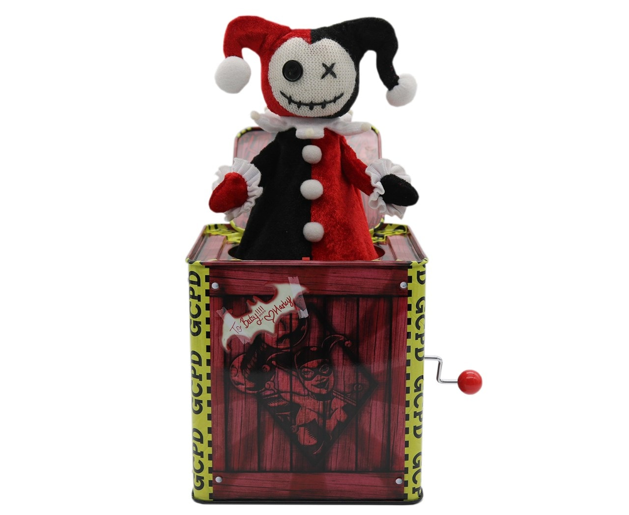 Harley Quinn: Jack-In-The-Box Collectible - 6