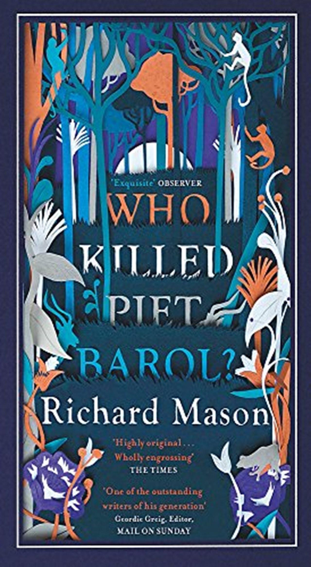 Who Killed Piet Barol? - 1