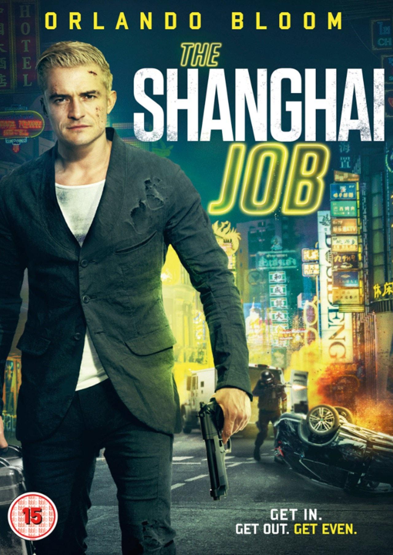 The Shanghai Job - 1